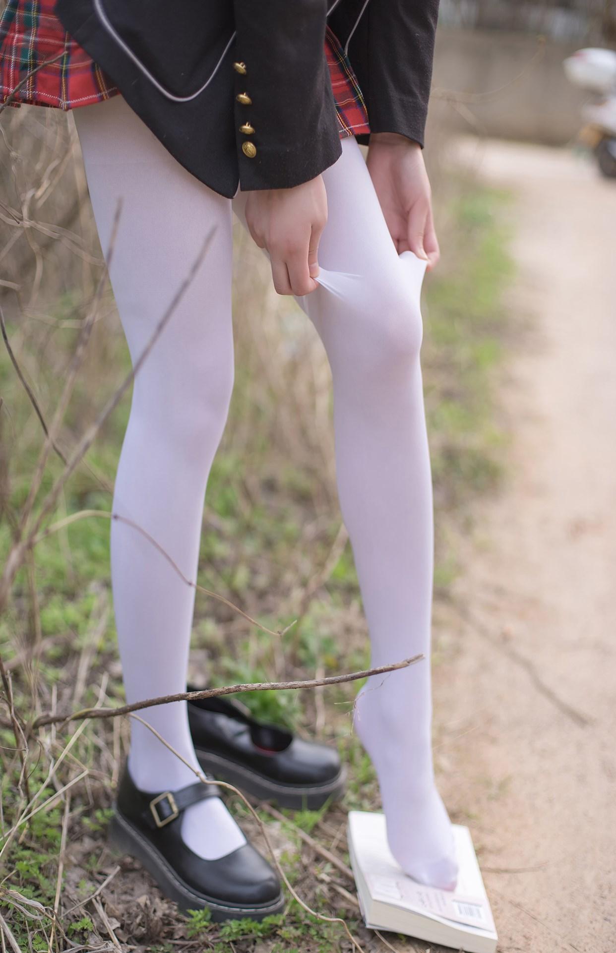 【兔玩映画】白丝萝莉腿竟然这么长! 兔玩映画 第28张