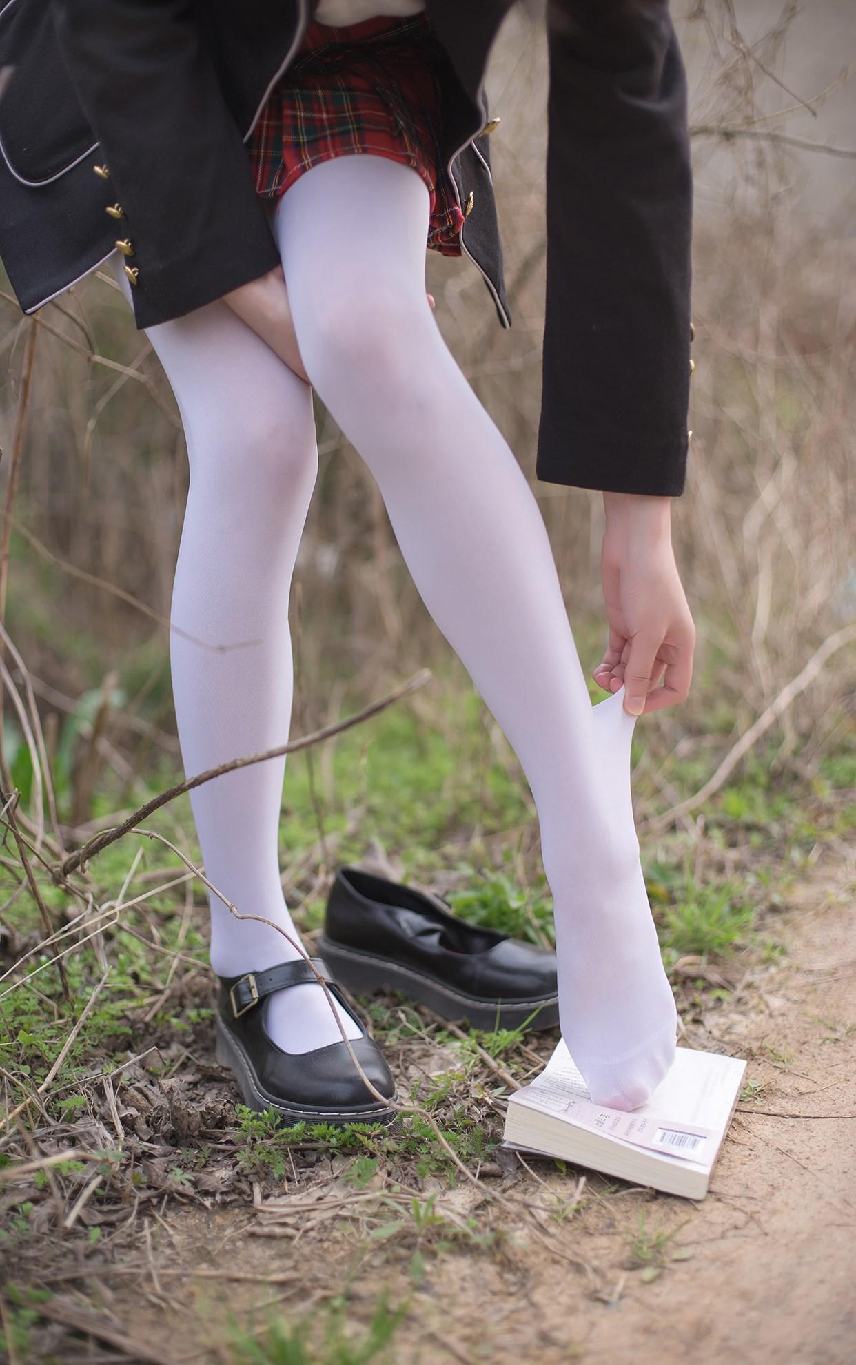 【兔玩映画】白丝萝莉腿竟然这么长! 兔玩映画 第27张