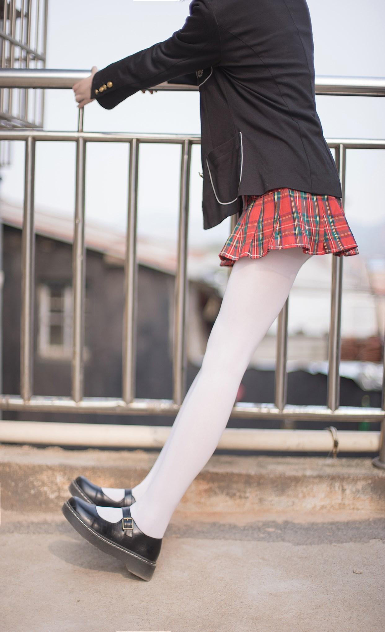 【兔玩映画】白丝萝莉腿竟然这么长! 兔玩映画 第10张