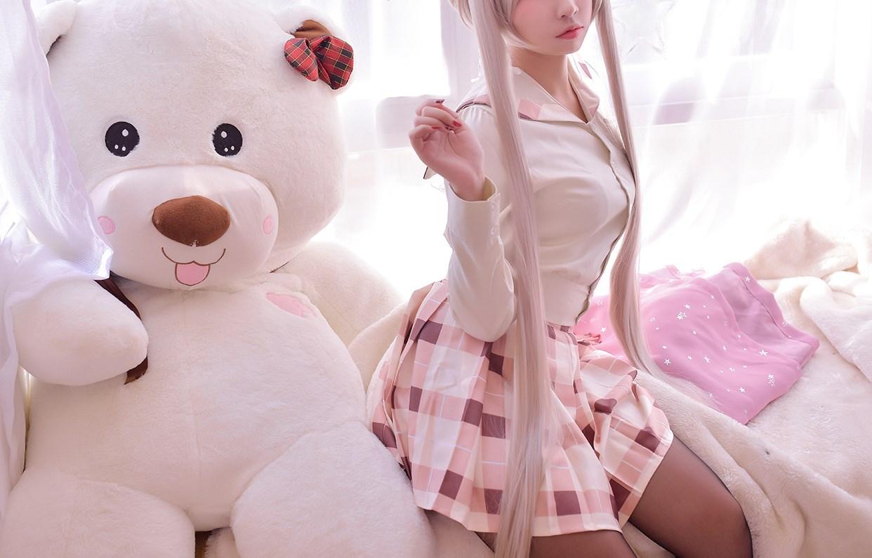 【兔玩映画】穹妹校服 兔玩映画 第43张