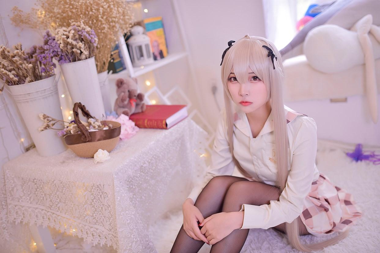 【兔玩映画】穹妹校服 兔玩映画 第29张