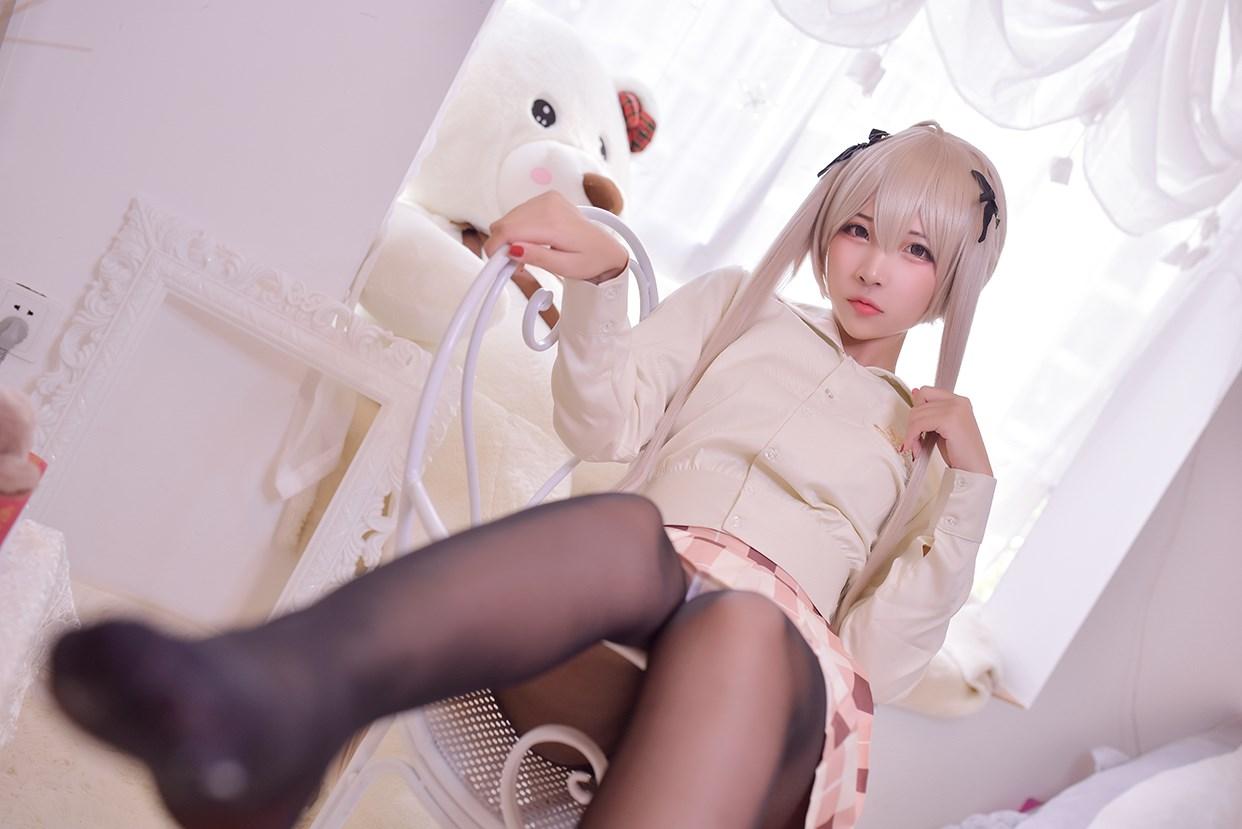 【兔玩映画】穹妹校服 兔玩映画 第26张