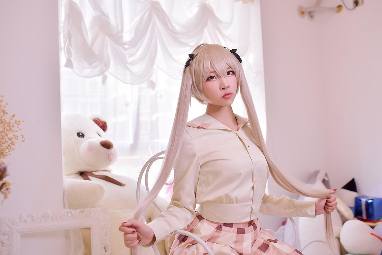 【兔玩映画】穹妹校服 兔玩映画 第14张