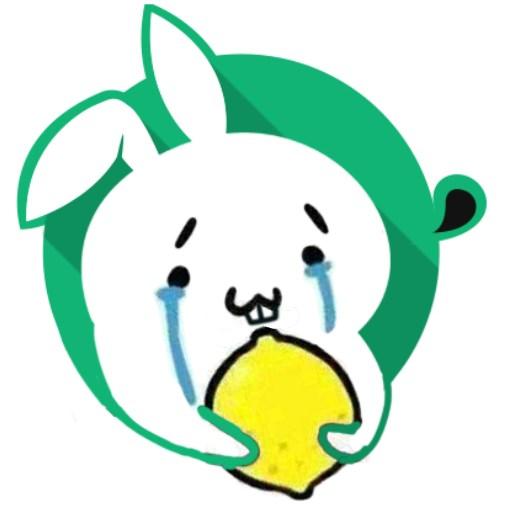 【兔玩映画】兔玩表情包 兔玩映画 第22张