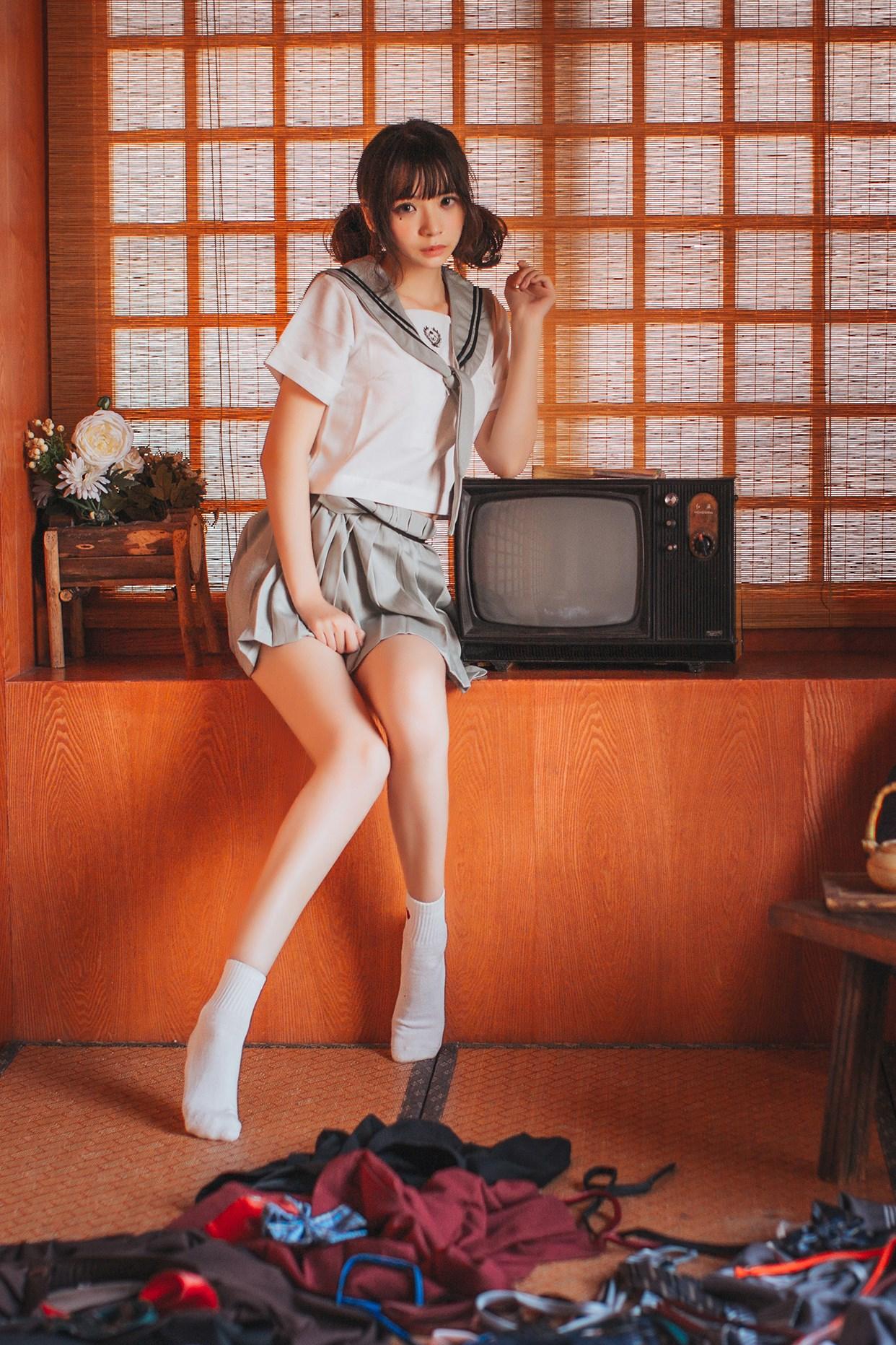【兔玩映画】黑丝 · JK · 少女 兔玩映画 第44张