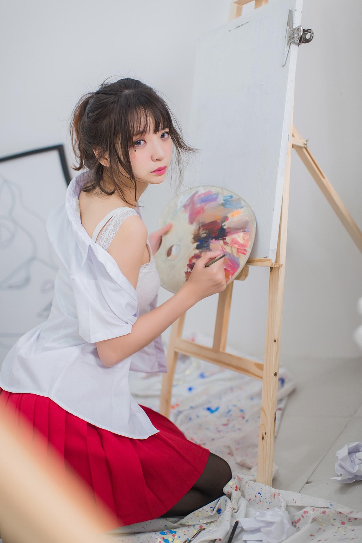 【兔玩映画】黑丝 · JK · 少女 兔玩映画 第23张