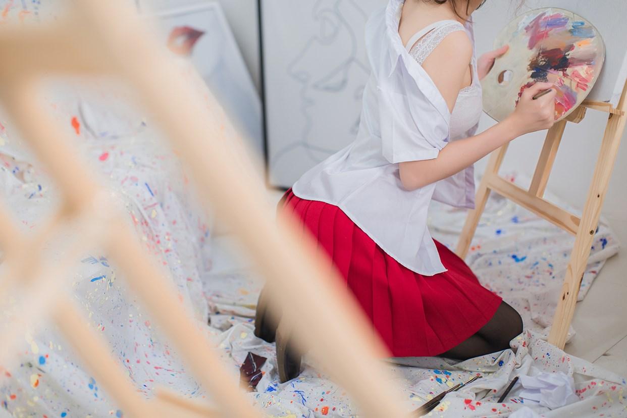 【兔玩映画】黑丝 · JK · 少女 兔玩映画 第22张