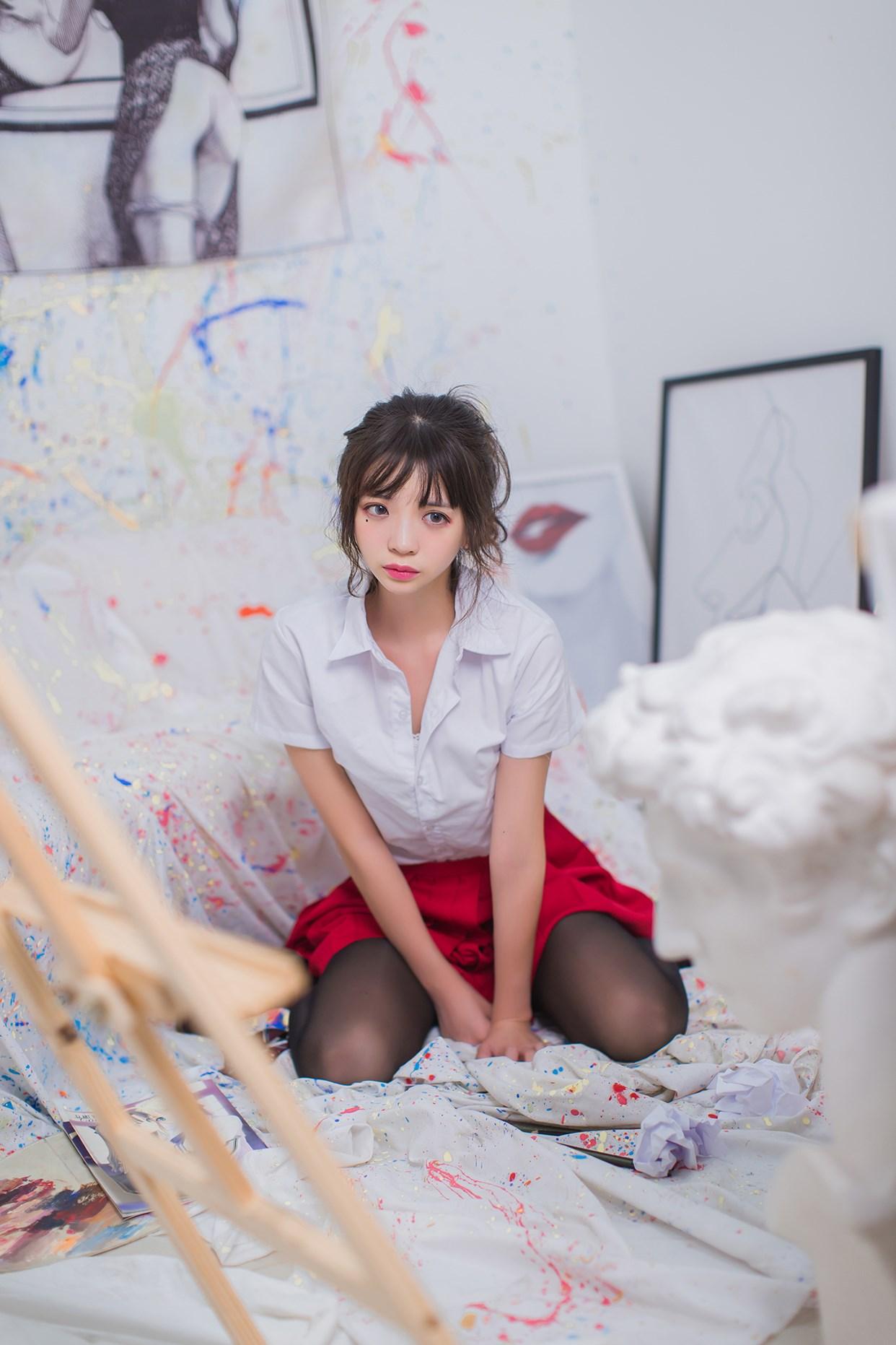 【兔玩映画】黑丝 · JK · 少女 兔玩映画 第17张