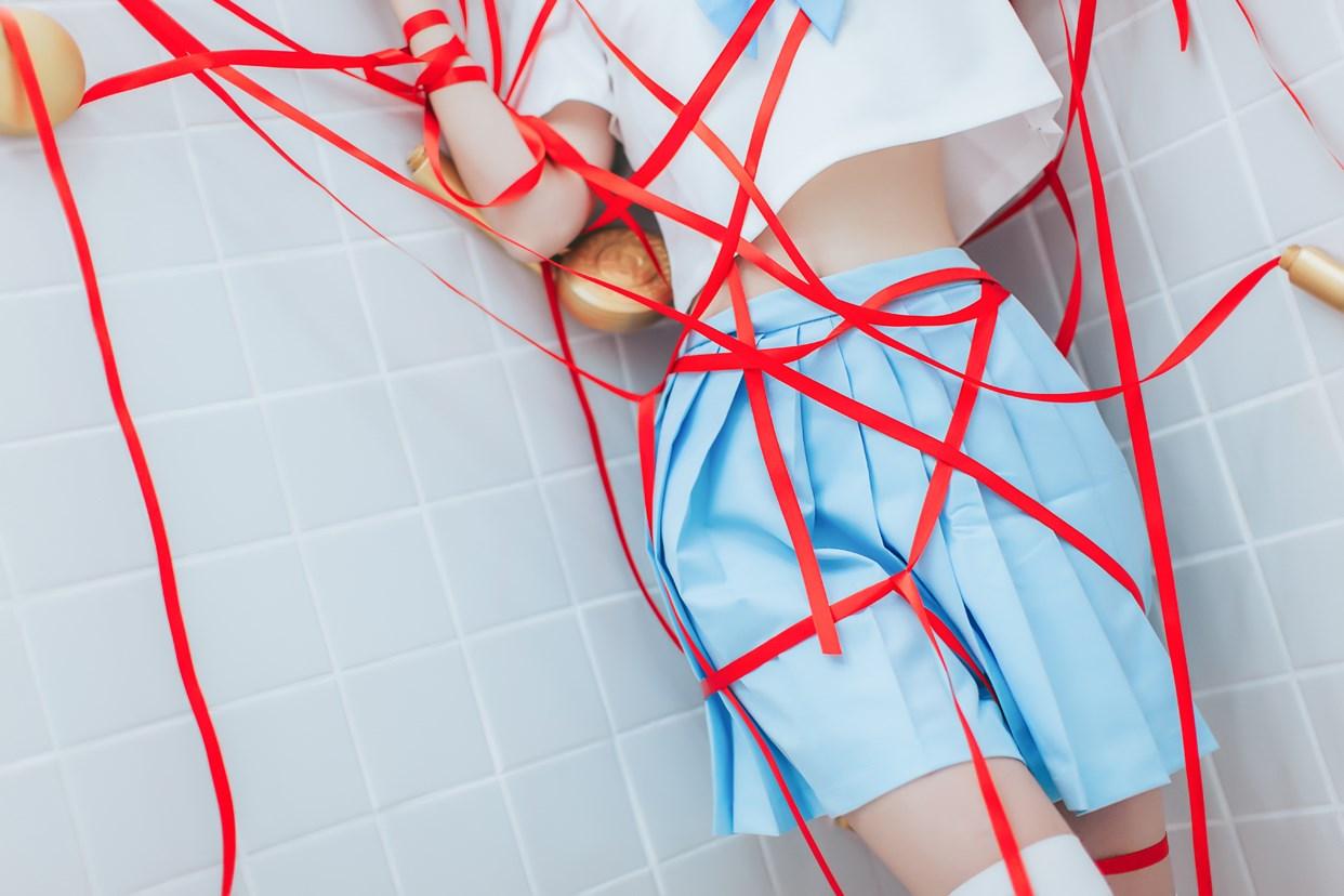 【兔玩映画】睡衣与浴室的水手服 兔玩映画 第45张