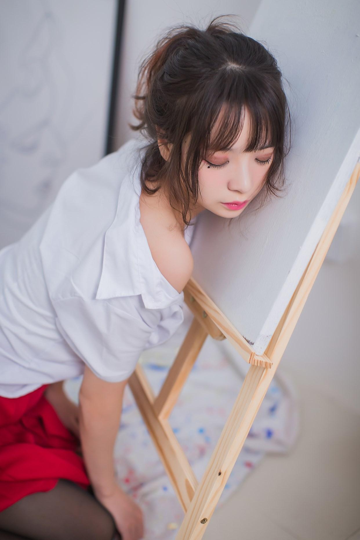 【兔玩映画】黑丝 · JK · 少女 兔玩映画 第14张