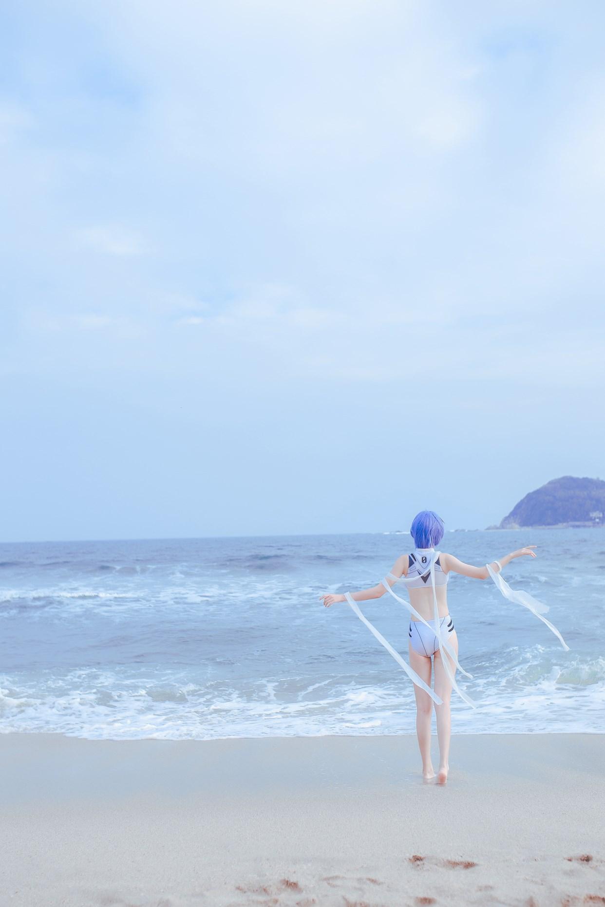 【兔玩映画】泳装凌波女神 兔玩映画 第15张