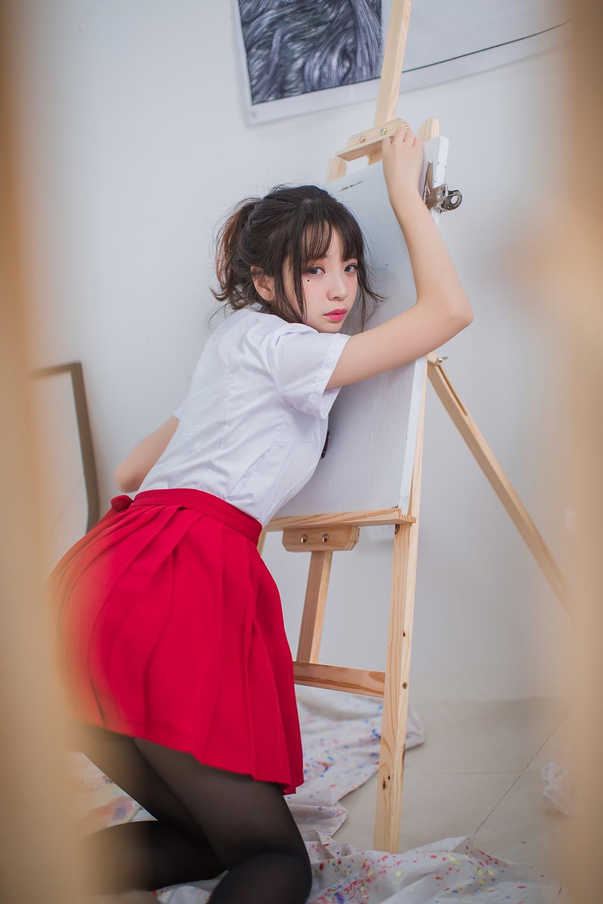 【兔玩映画】黑丝 · JK · 少女 兔玩映画 第10张