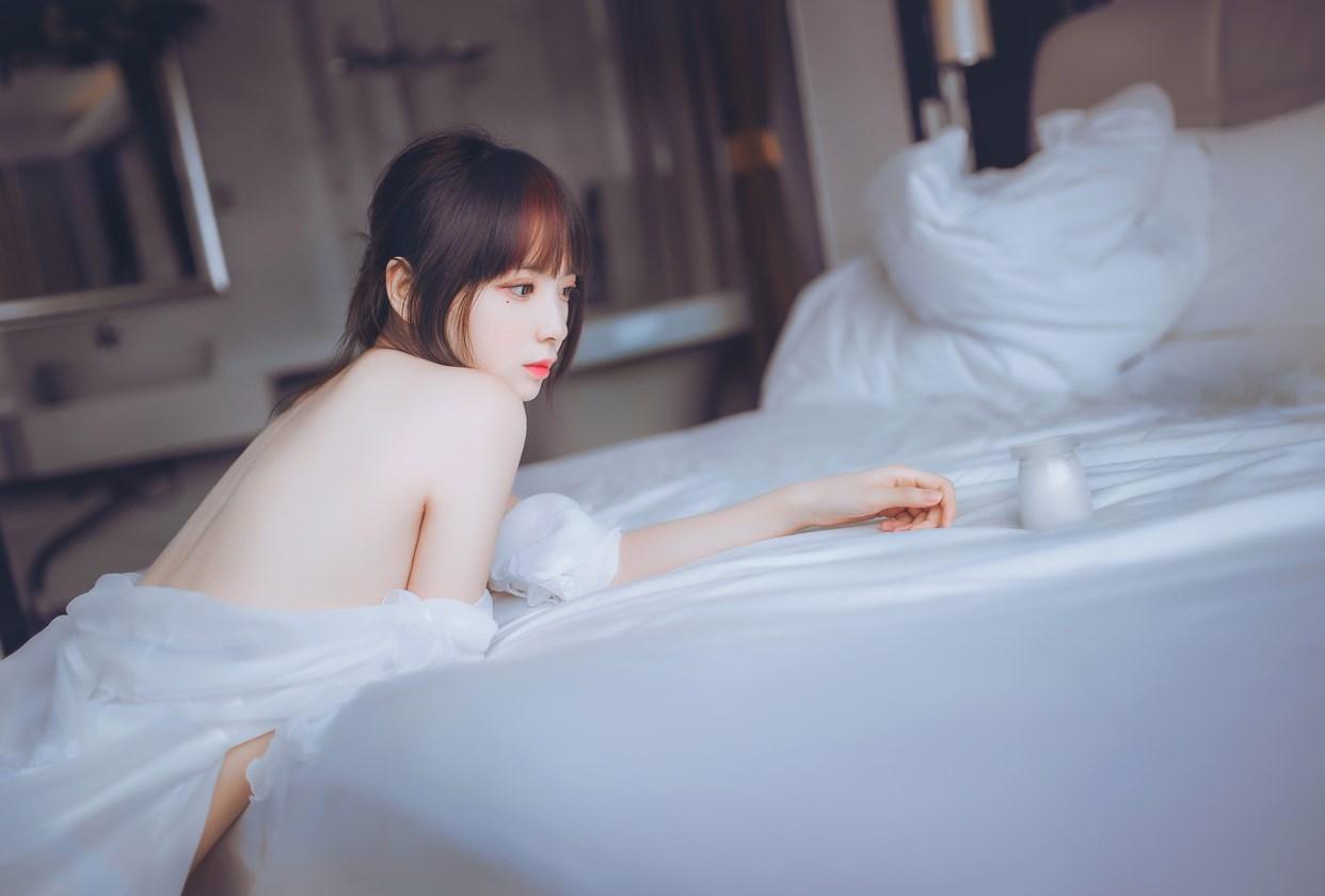 【兔玩映画】睡衣与浴室的水手服 兔玩映画 第16张