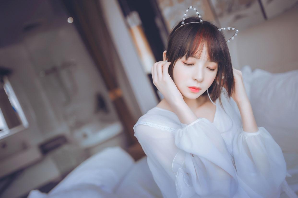 【兔玩映画】睡衣与浴室的水手服 兔玩映画 第14张