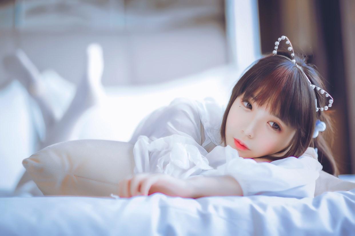 【兔玩映画】睡衣与浴室的水手服 兔玩映画 第7张