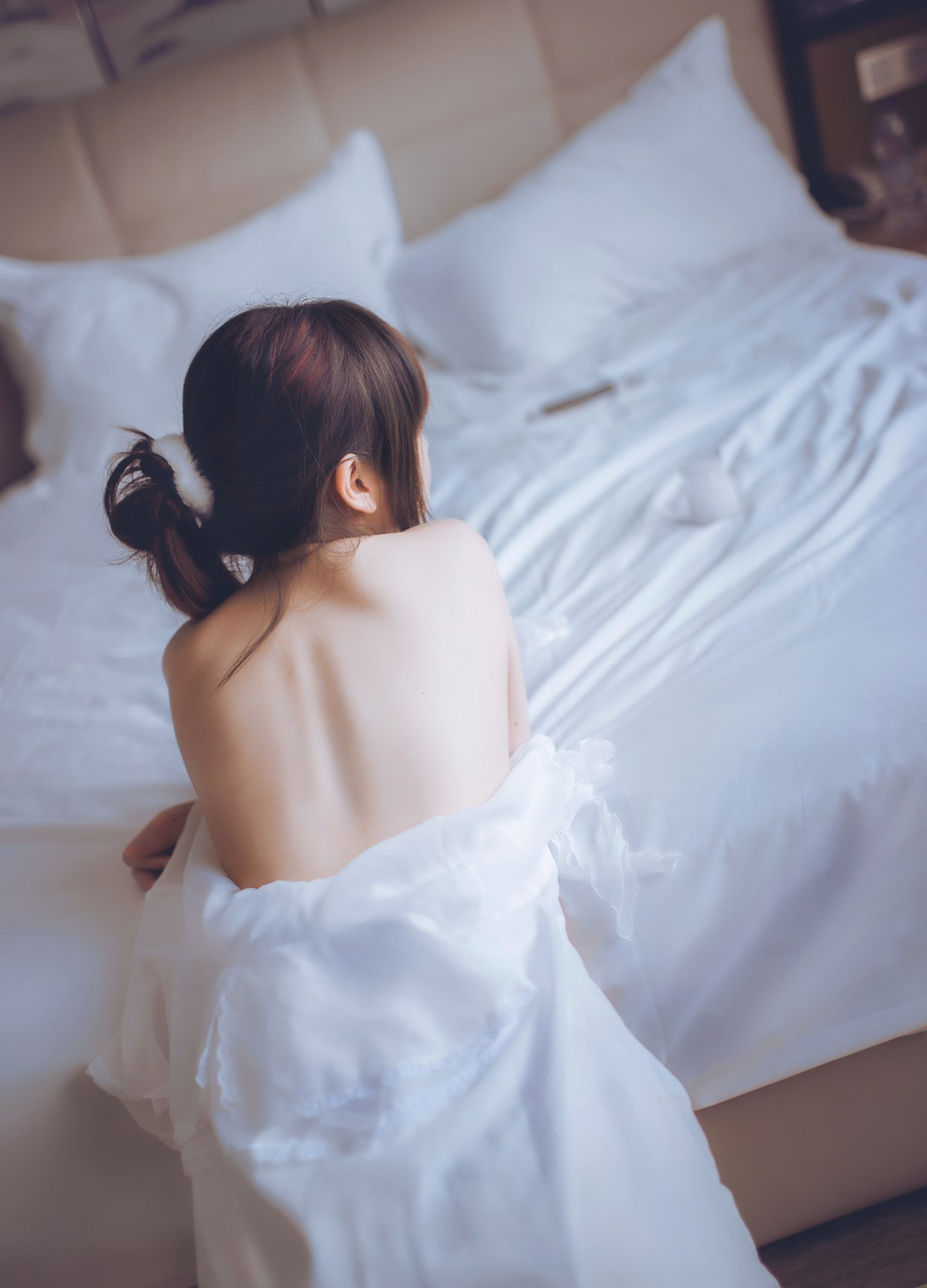 【兔玩映画】睡衣与浴室的水手服 兔玩映画 第5张