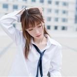【兔玩映画】裸脚白衬衫 · 足控福利 兔玩映画 第43张