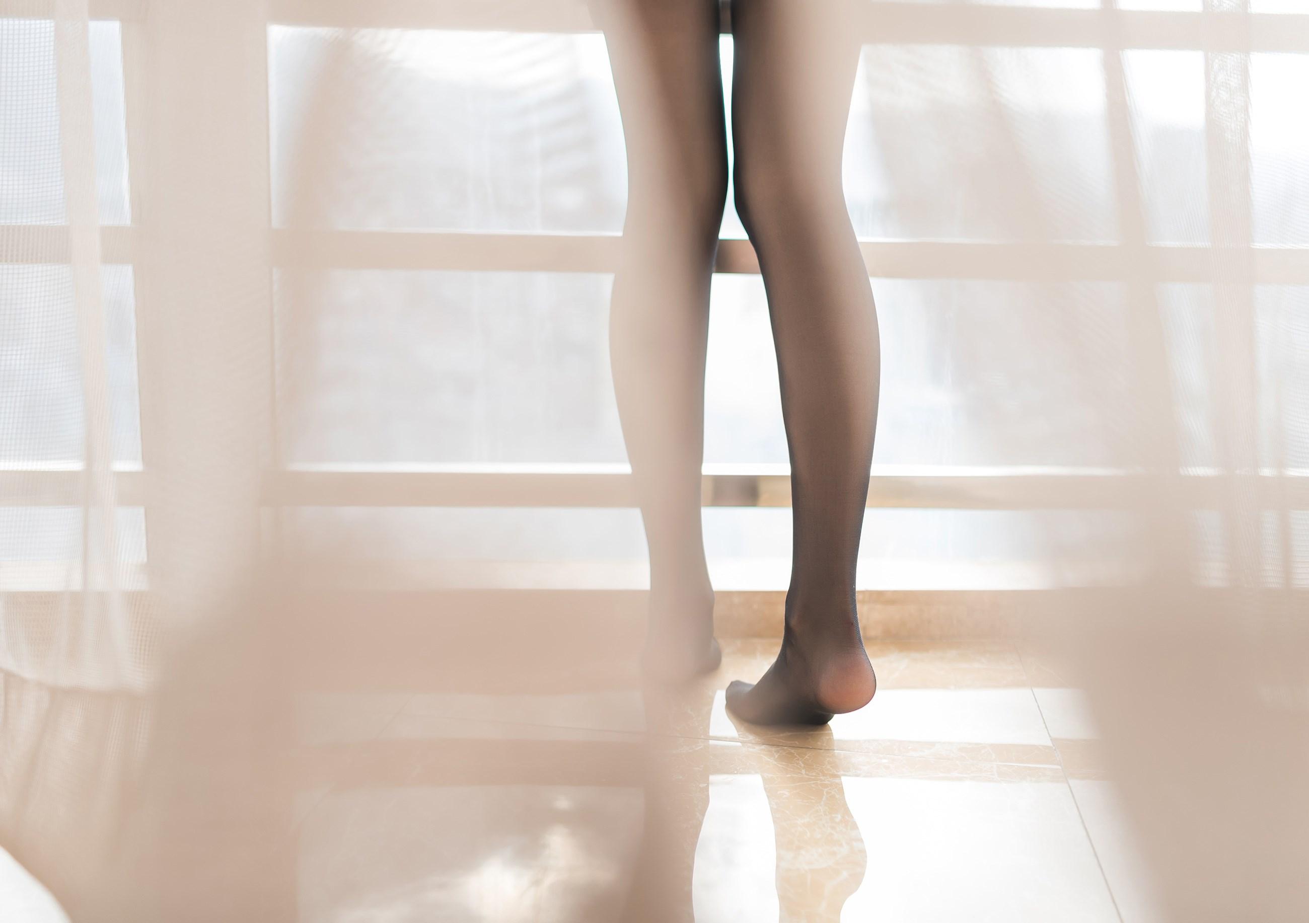【兔玩映画】黑丝的诱惑 兔玩映画 第34张