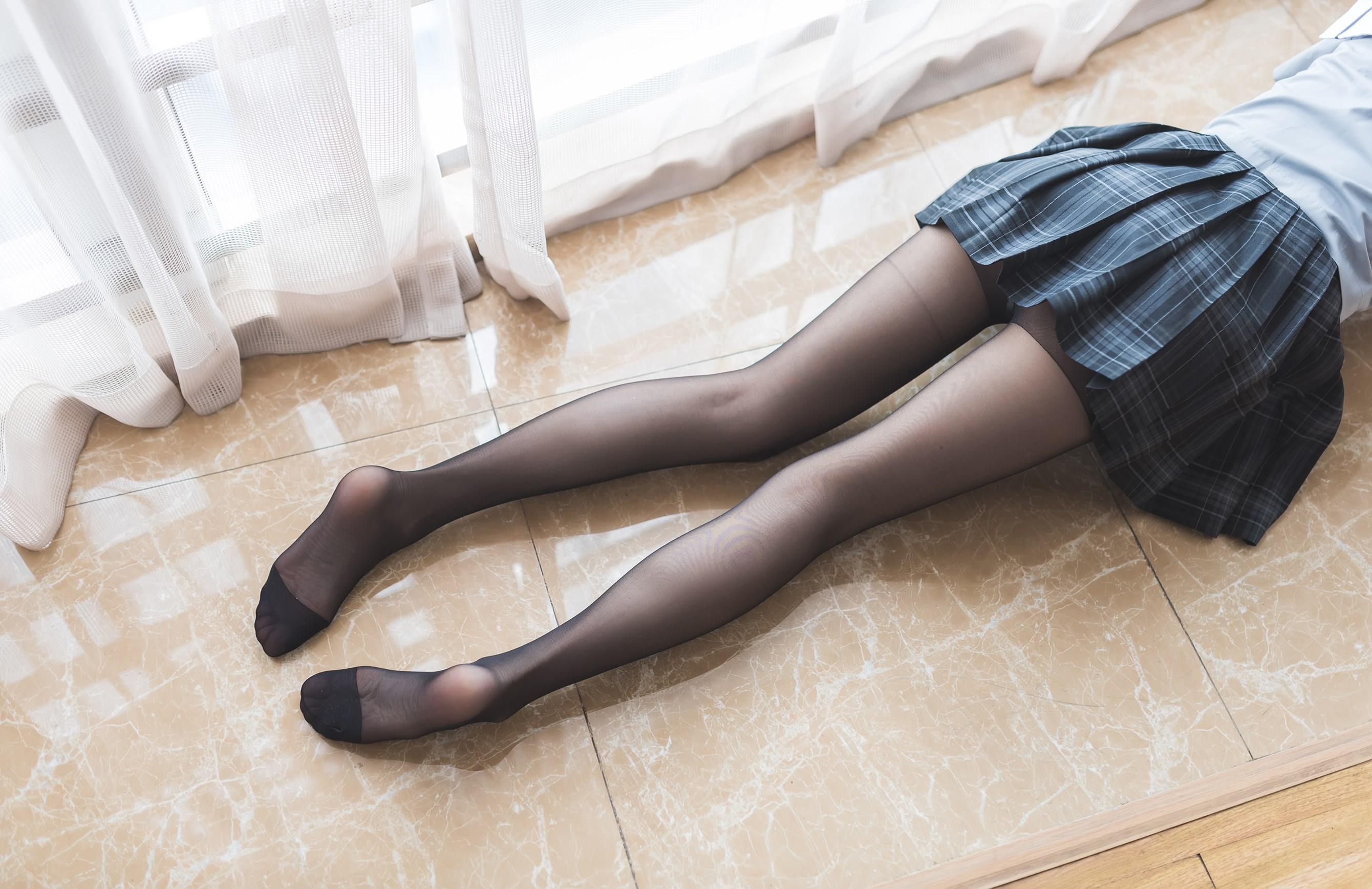 【兔玩映画】黑丝的诱惑 兔玩映画 第10张