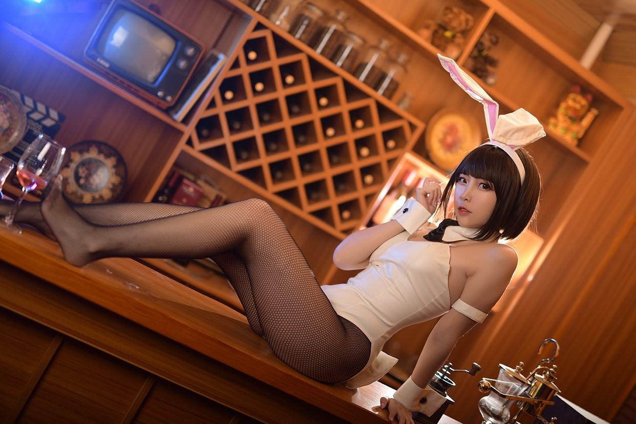 【兔玩映画】兔女郎和睡衣装 兔玩映画 第16张
