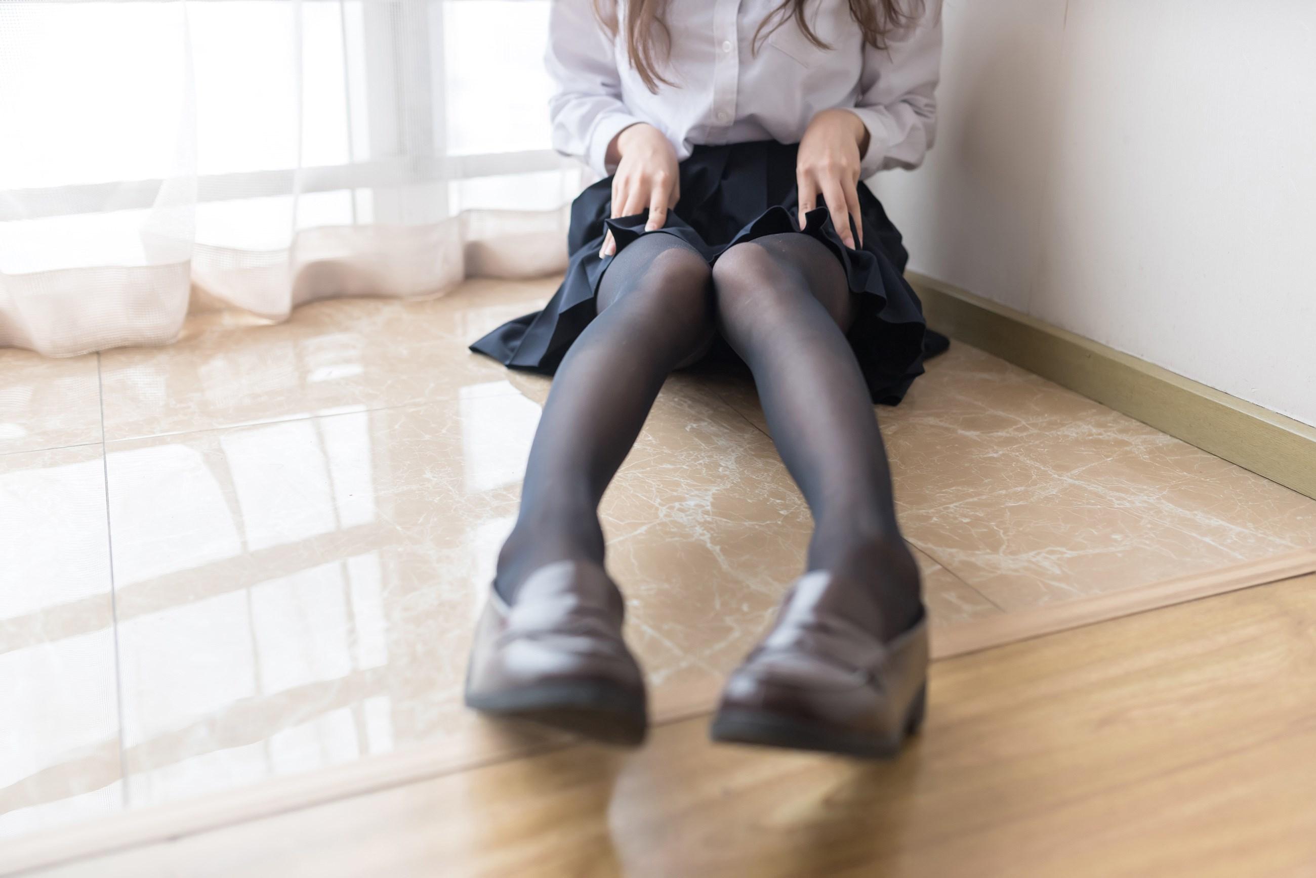 【兔玩映画】黑丝jk 兔玩映画 第21张