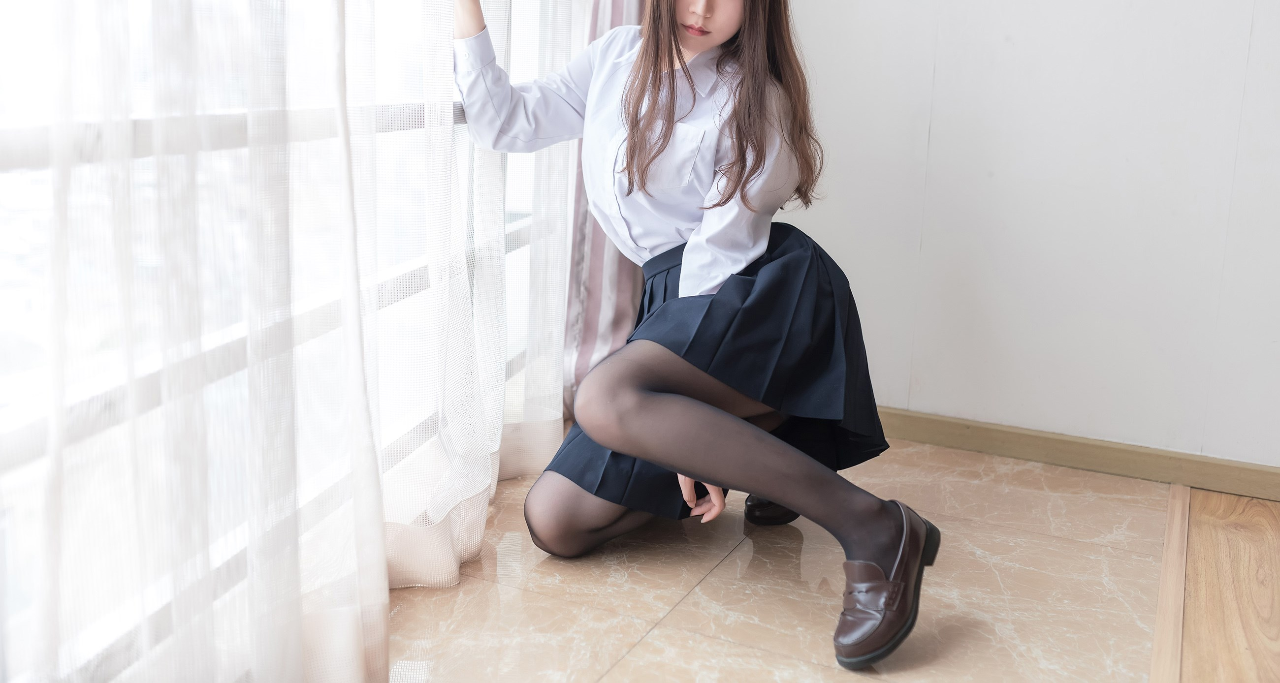 【兔玩映画】黑丝jk 兔玩映画 第17张