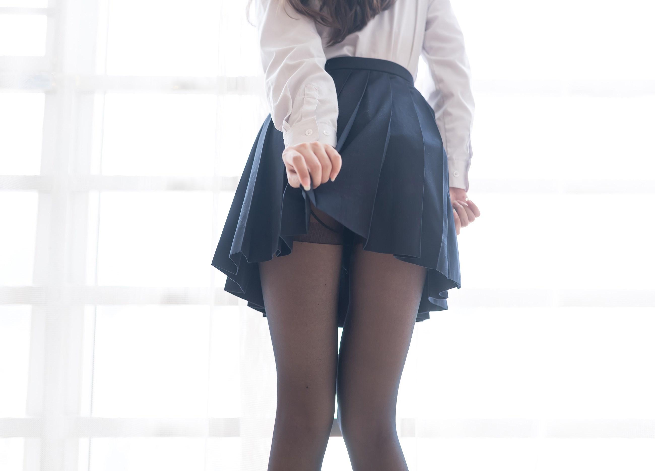 【兔玩映画】黑丝jk 兔玩映画 第6张