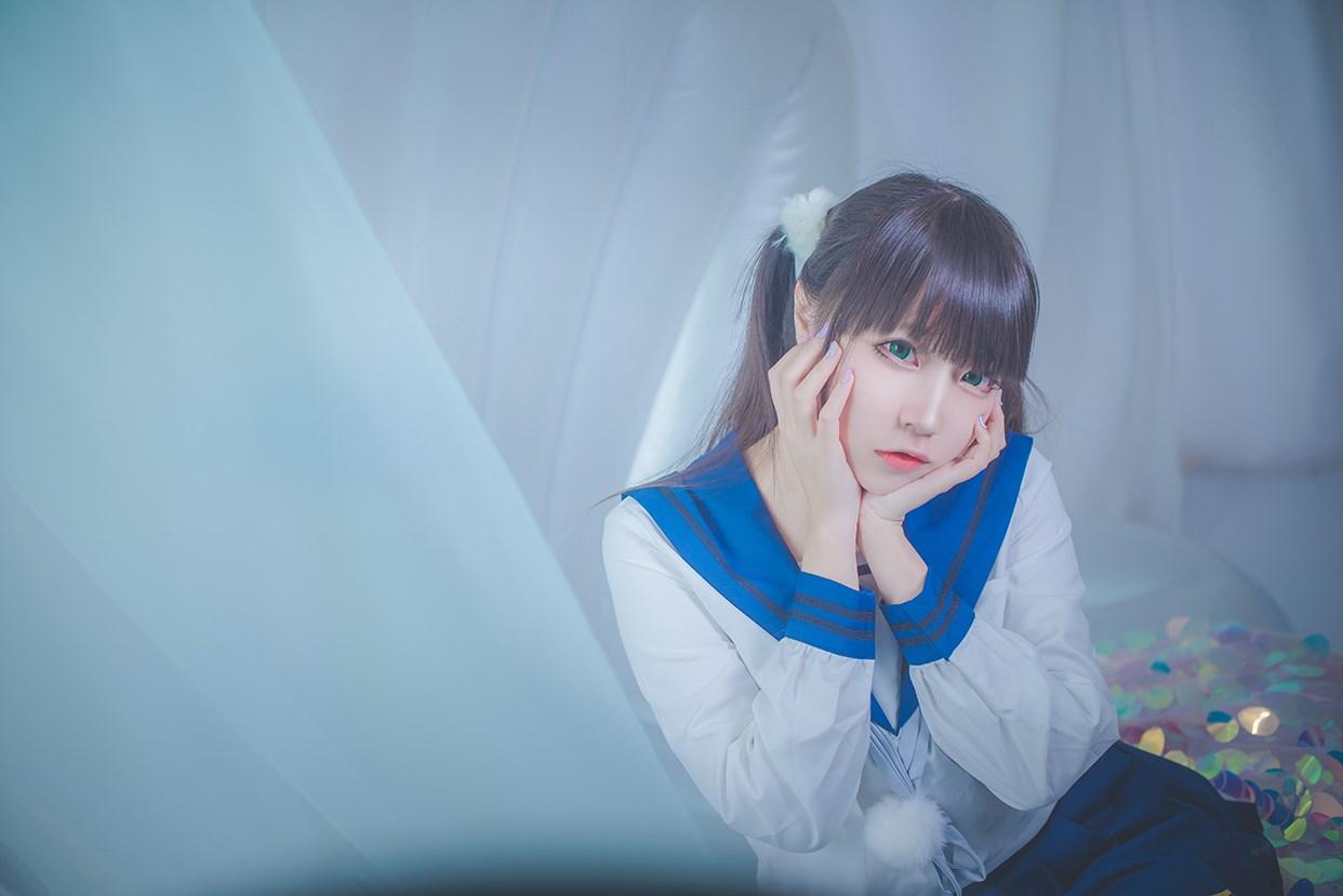 【兔玩映画】水手服与喵喵 兔玩映画 第18张