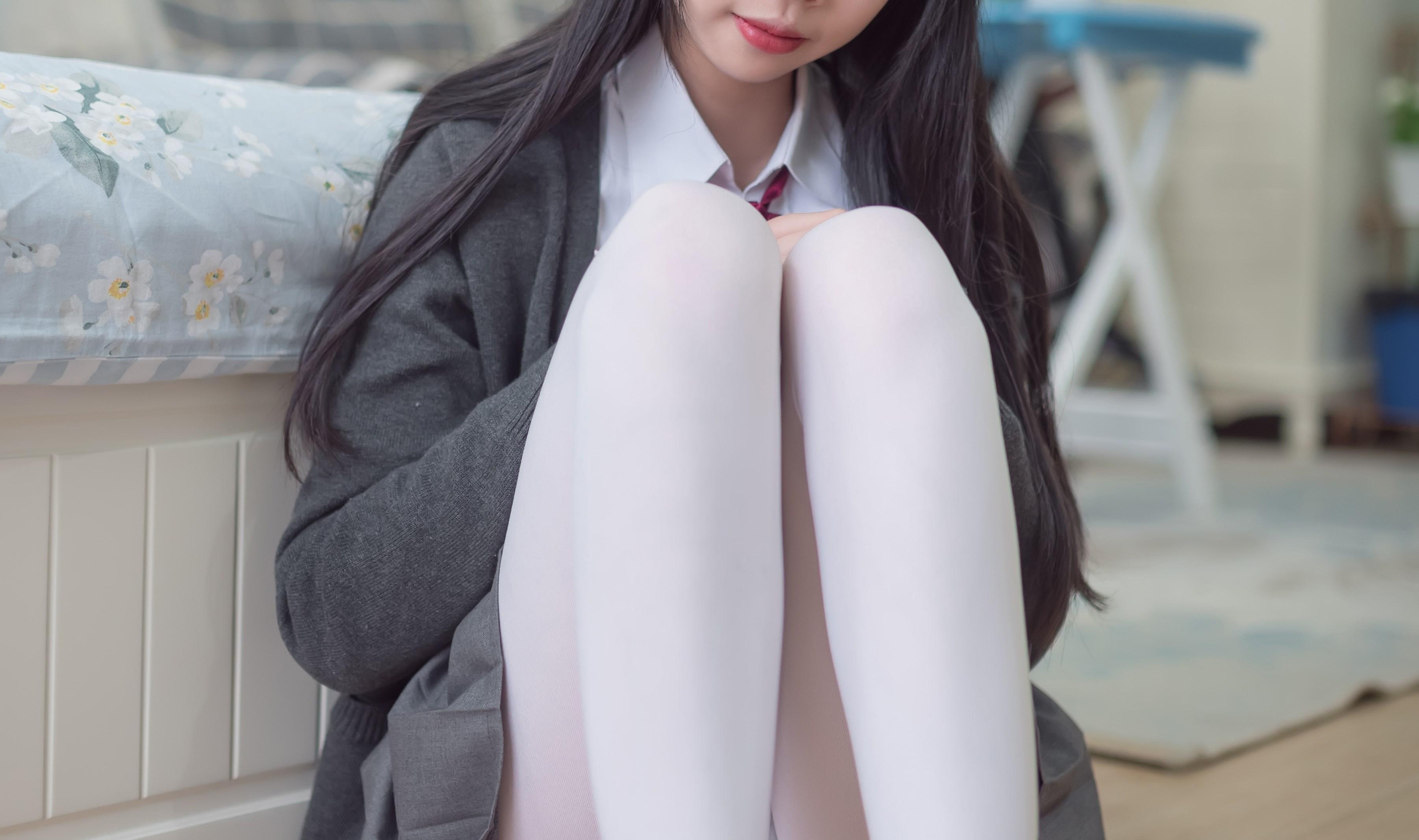【兔玩映画】白丝JK 兔玩映画 第45张