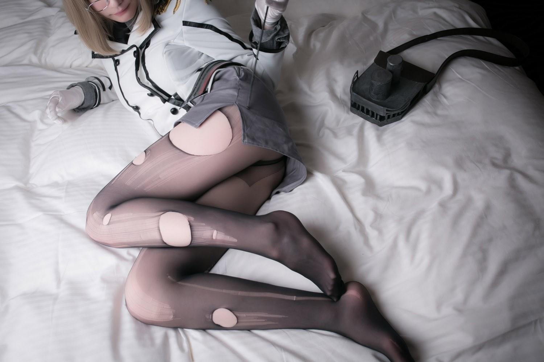 【兔玩映画】手撕黑丝袜! 兔玩映画 第41张