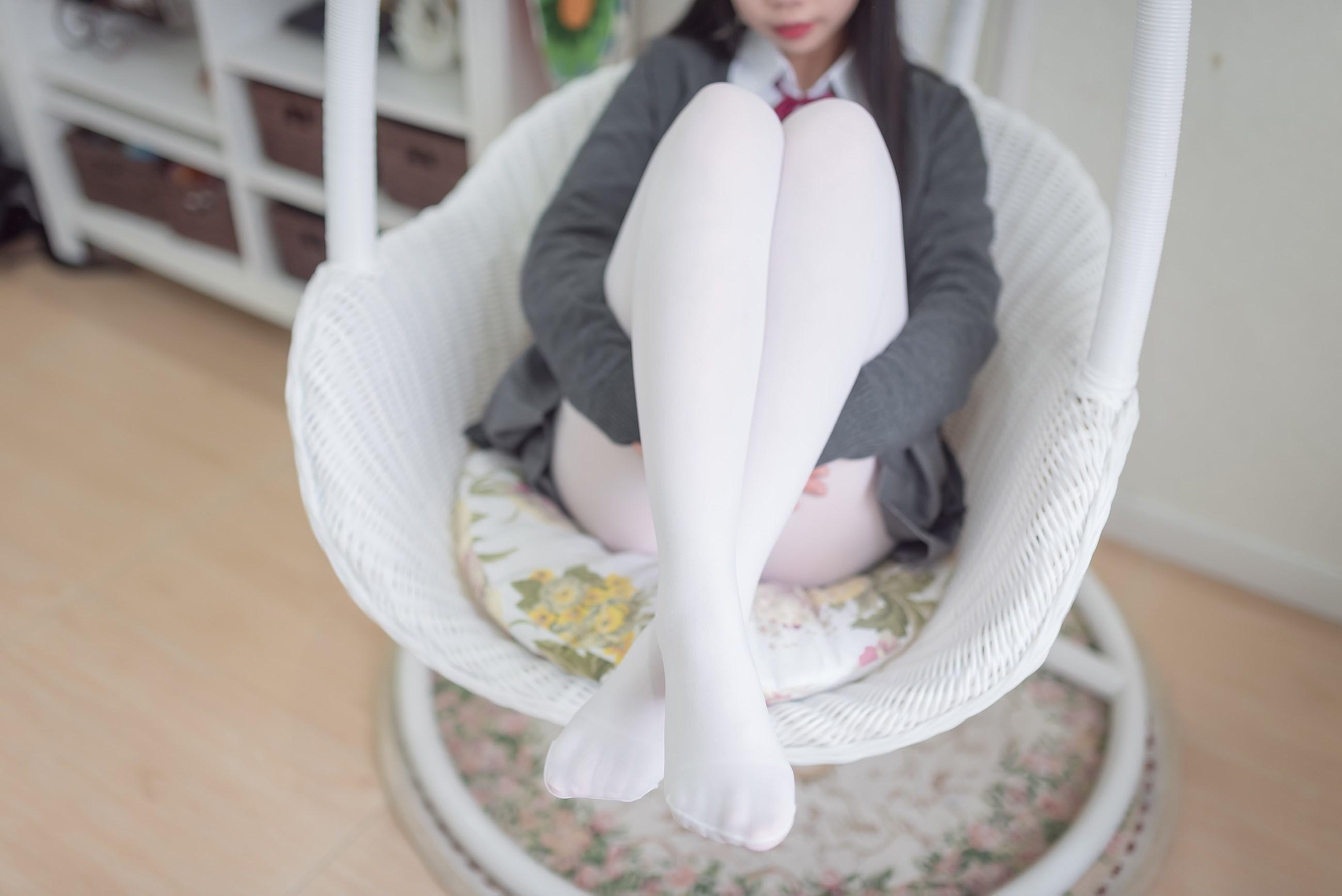 【兔玩映画】白丝JK 兔玩映画 第8张