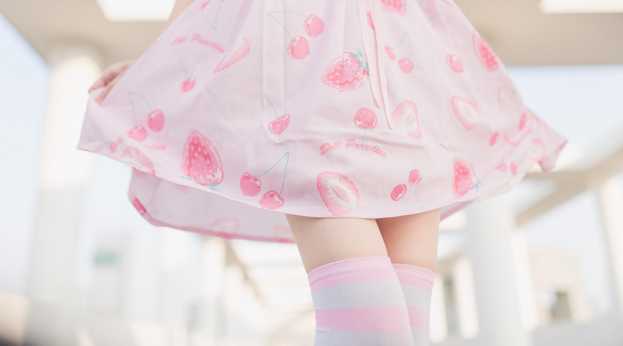 【兔玩映画】粉白条纹 兔玩映画 第47张