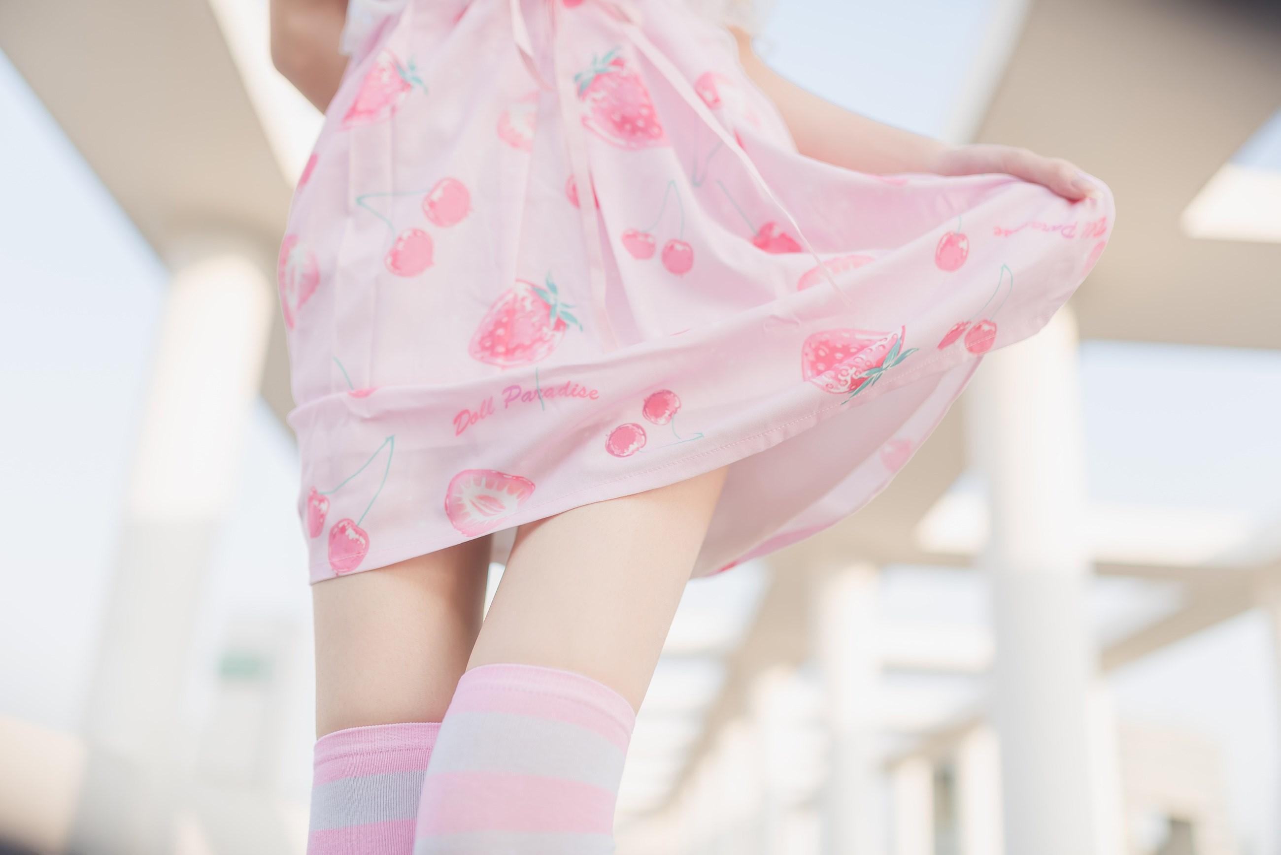 【兔玩映画】粉白条纹 兔玩映画 第46张