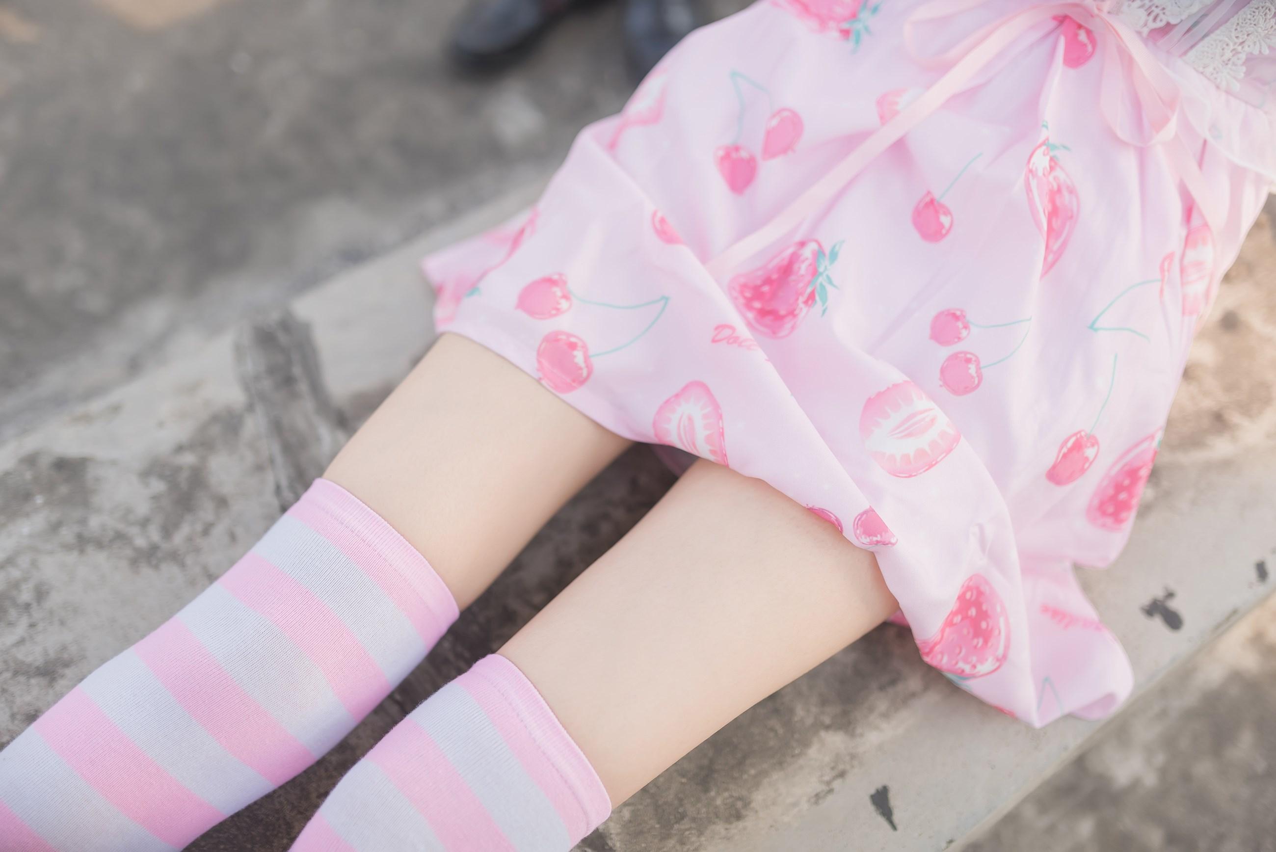 【兔玩映画】粉白条纹 兔玩映画 第41张