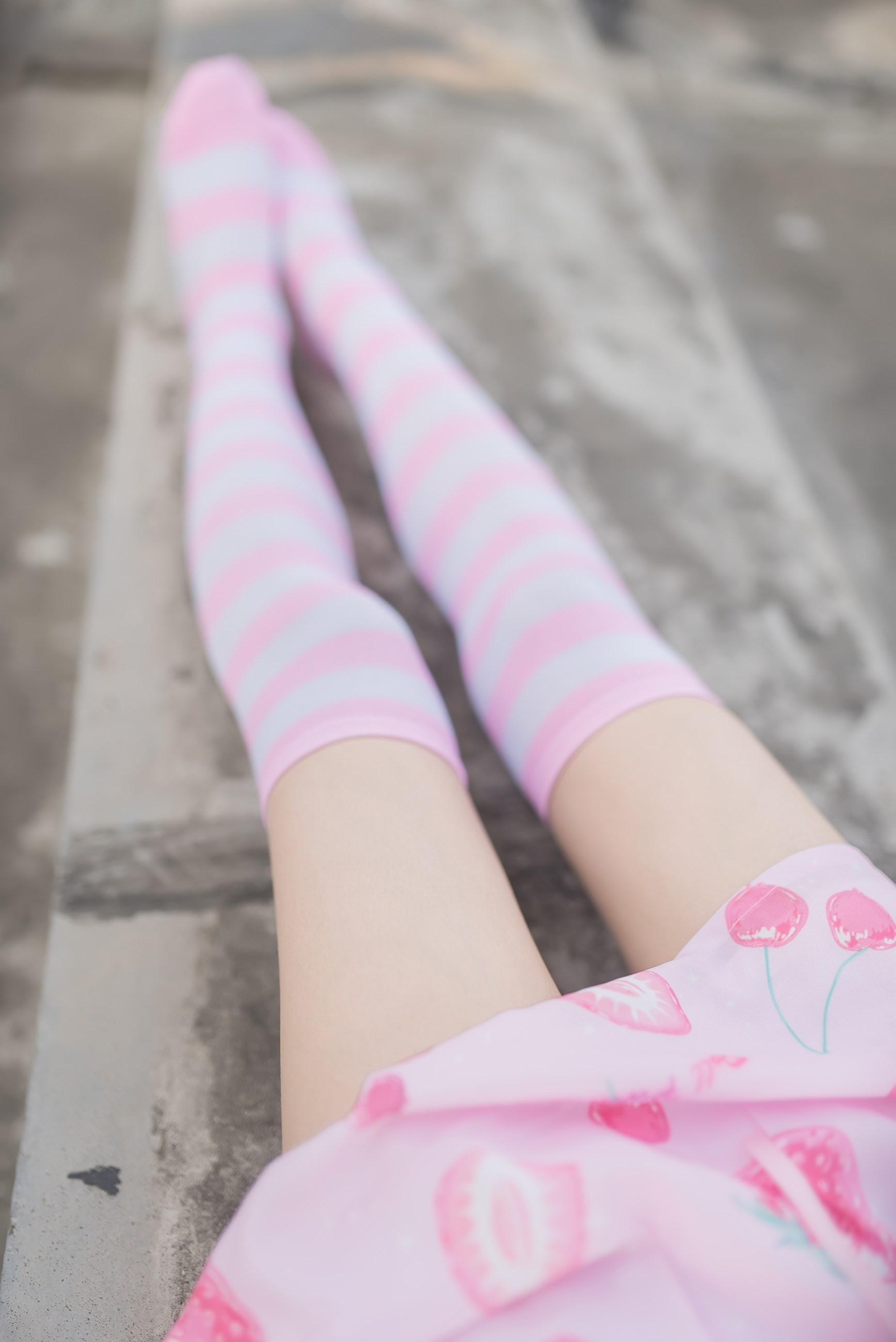 【兔玩映画】粉白条纹 兔玩映画 第40张