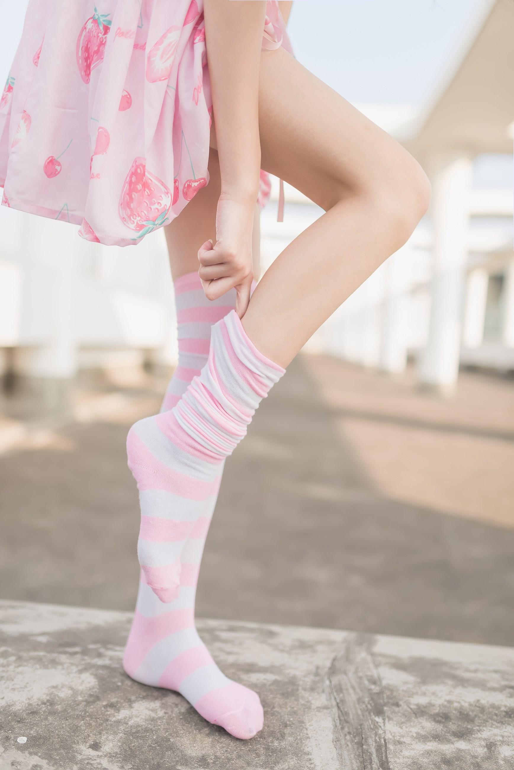 【兔玩映画】粉白条纹 兔玩映画 第35张