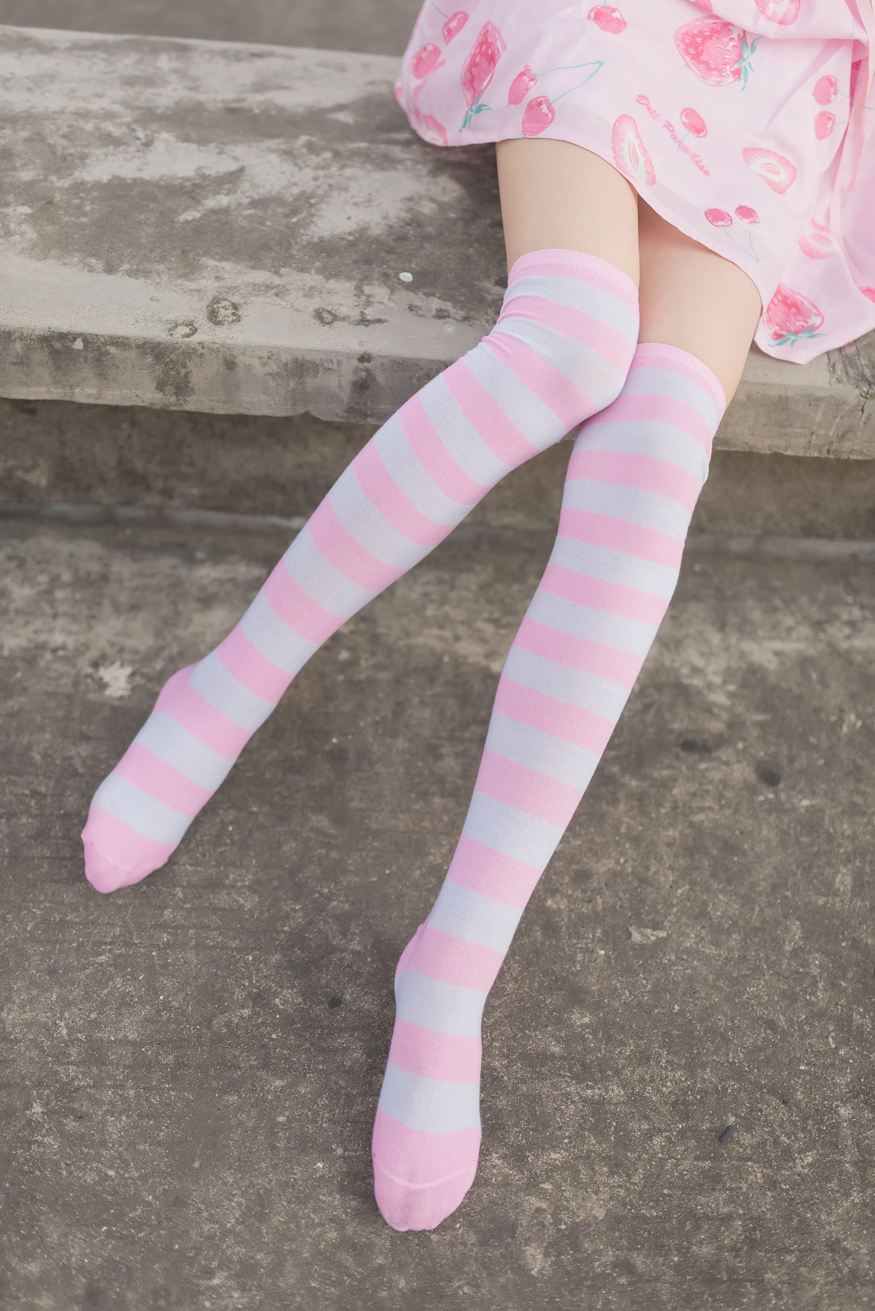 【兔玩映画】粉白条纹 兔玩映画 第33张