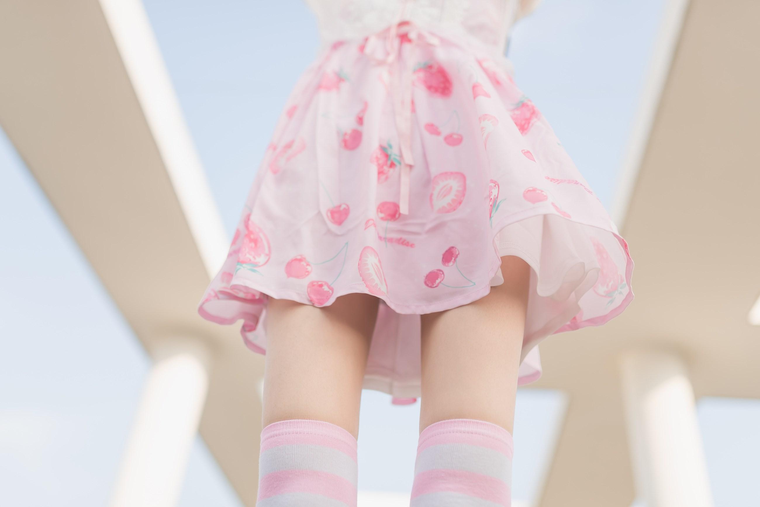 【兔玩映画】粉白条纹 兔玩映画 第30张
