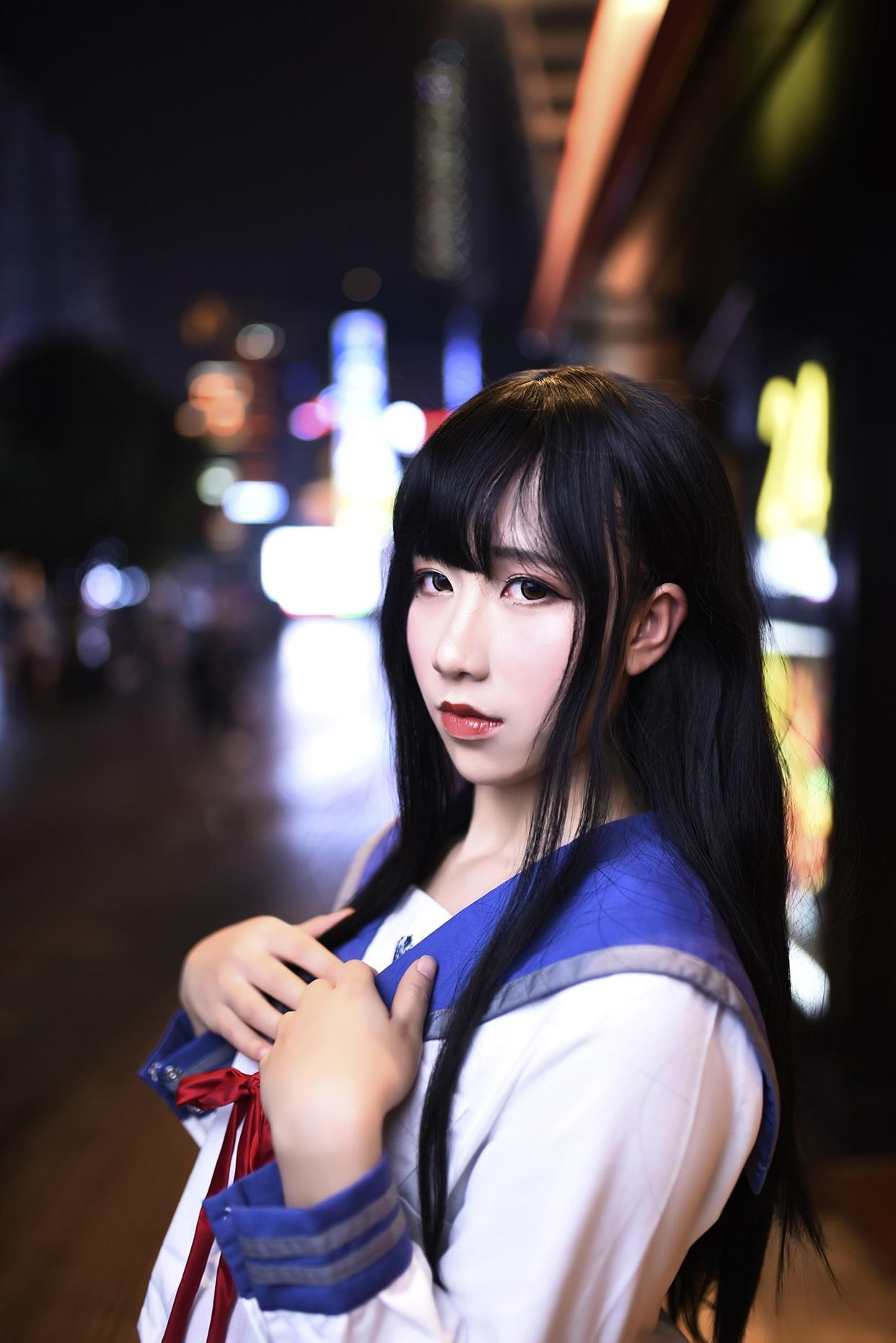 【兔玩映画】伞中少女 兔玩映画 第29张
