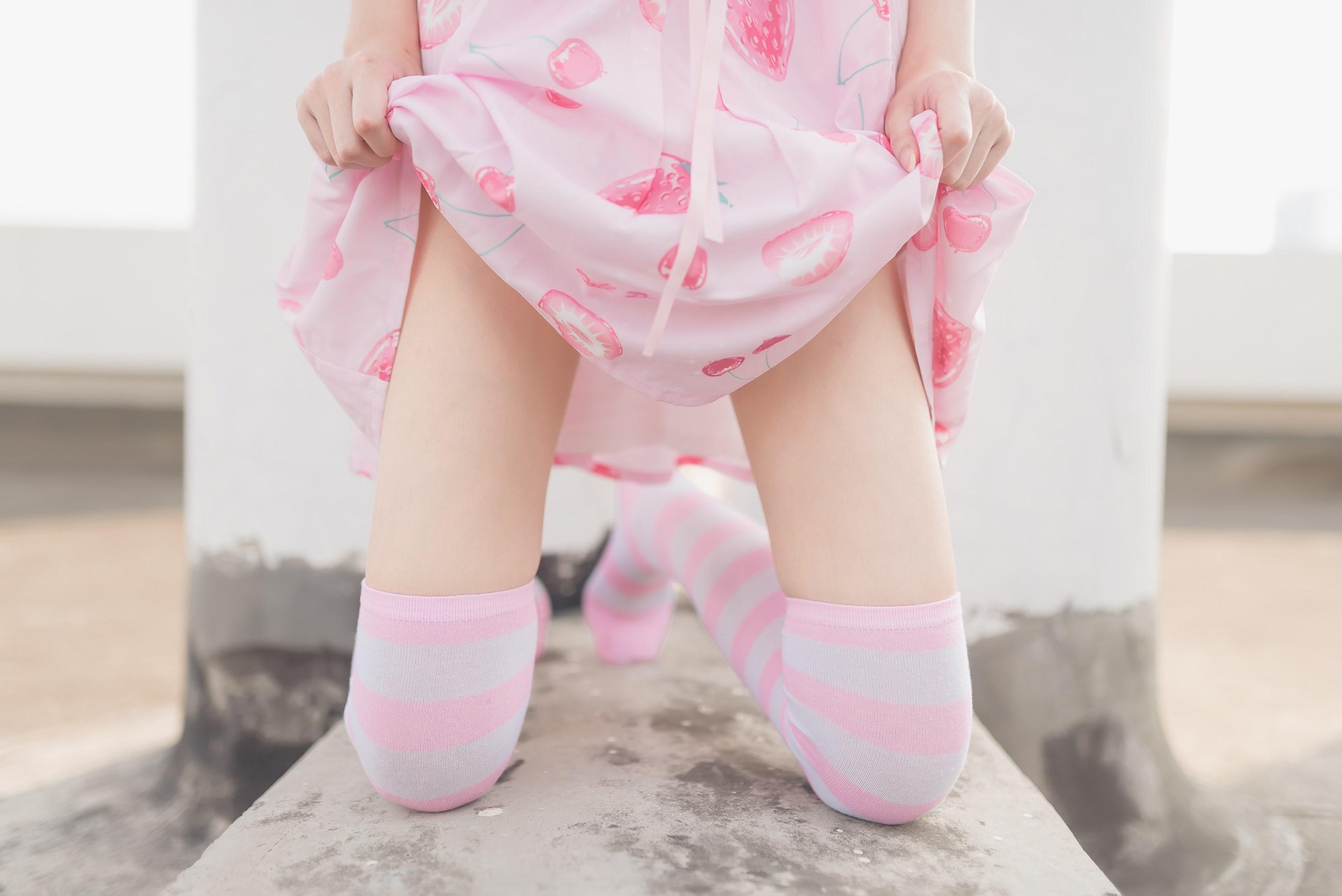 【兔玩映画】粉白条纹 兔玩映画 第25张