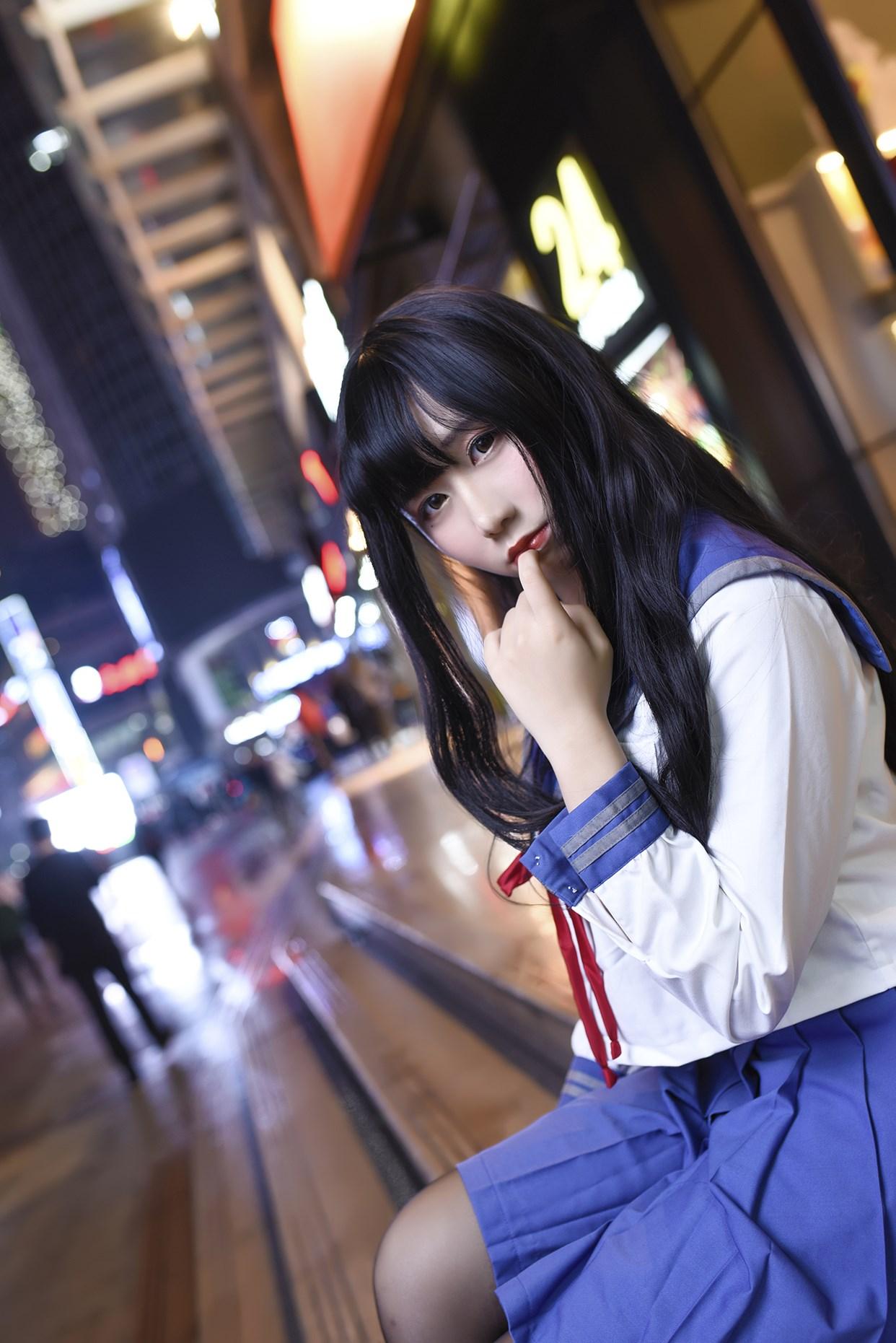 【兔玩映画】伞中少女 兔玩映画 第25张