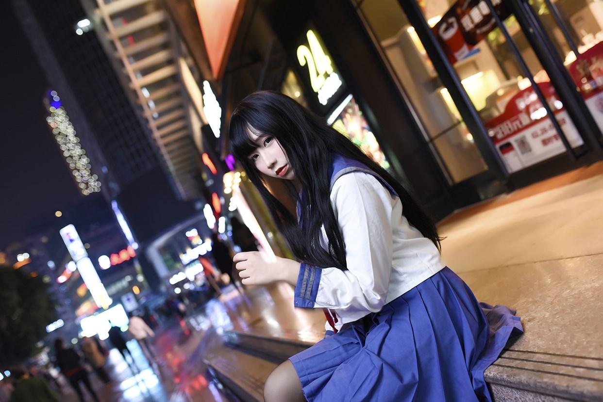 【兔玩映画】伞中少女 兔玩映画 第24张