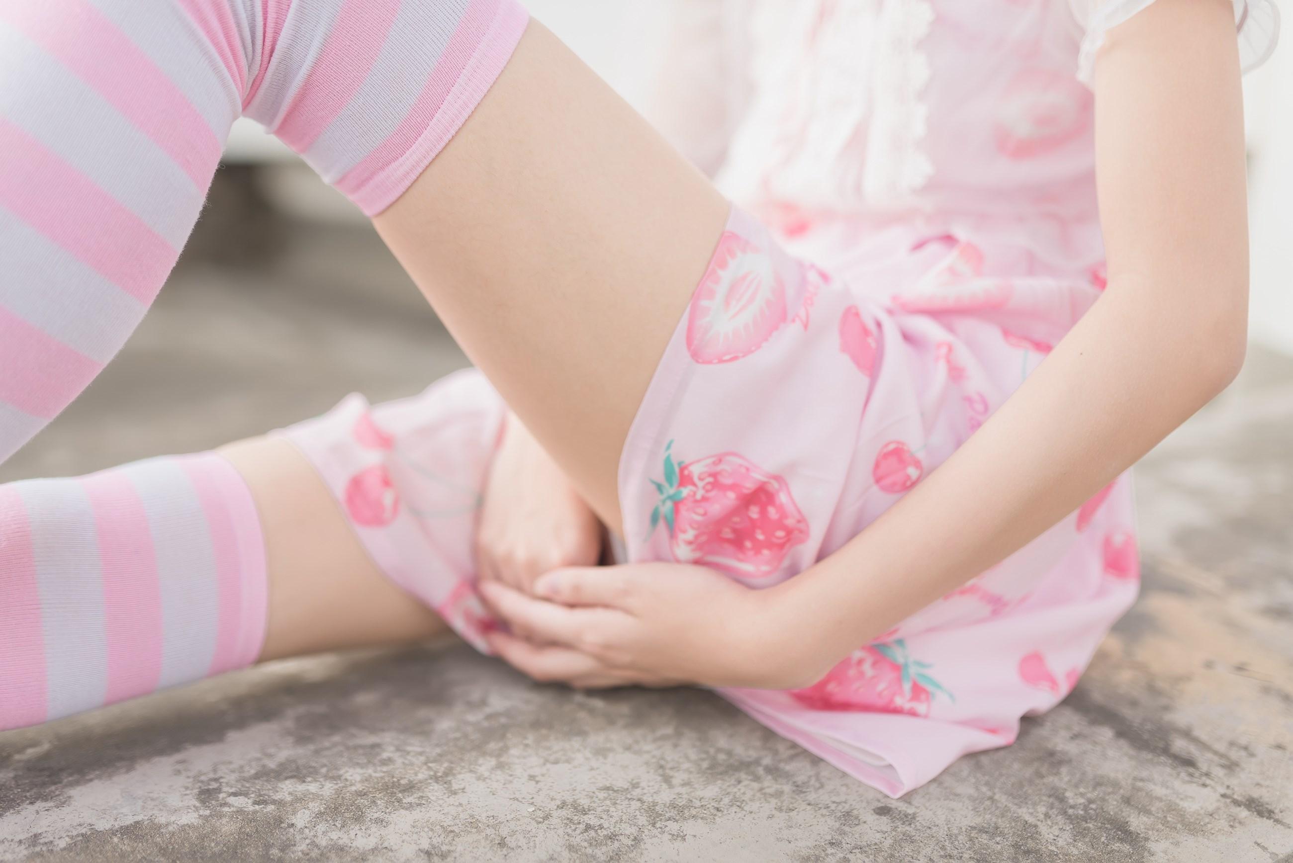 【兔玩映画】粉白条纹 兔玩映画 第22张