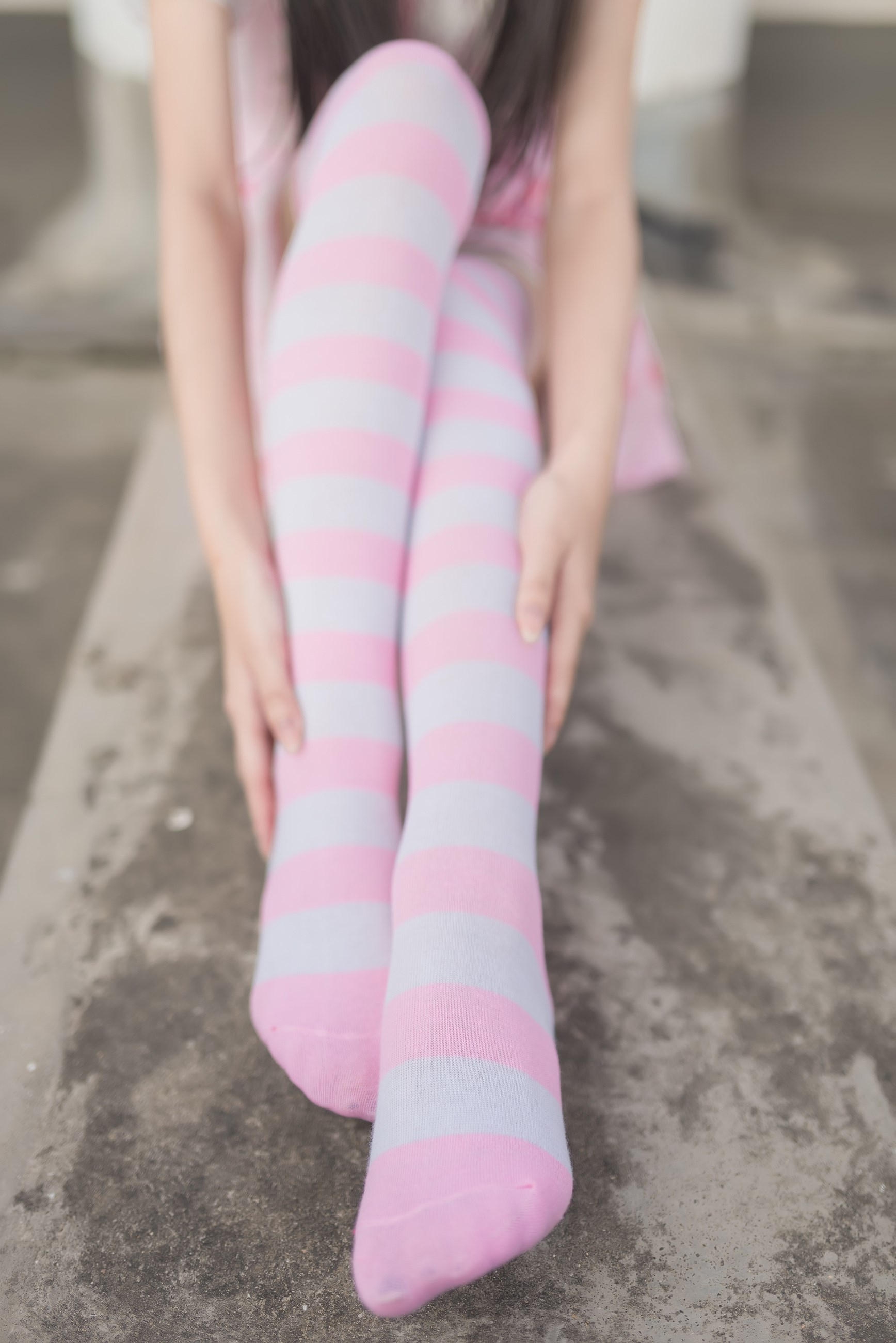 【兔玩映画】粉白条纹 兔玩映画 第20张