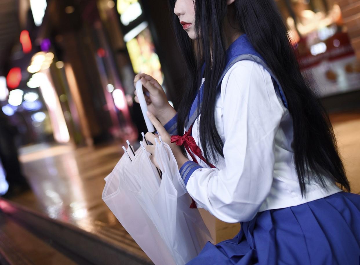 【兔玩映画】伞中少女 兔玩映画 第9张