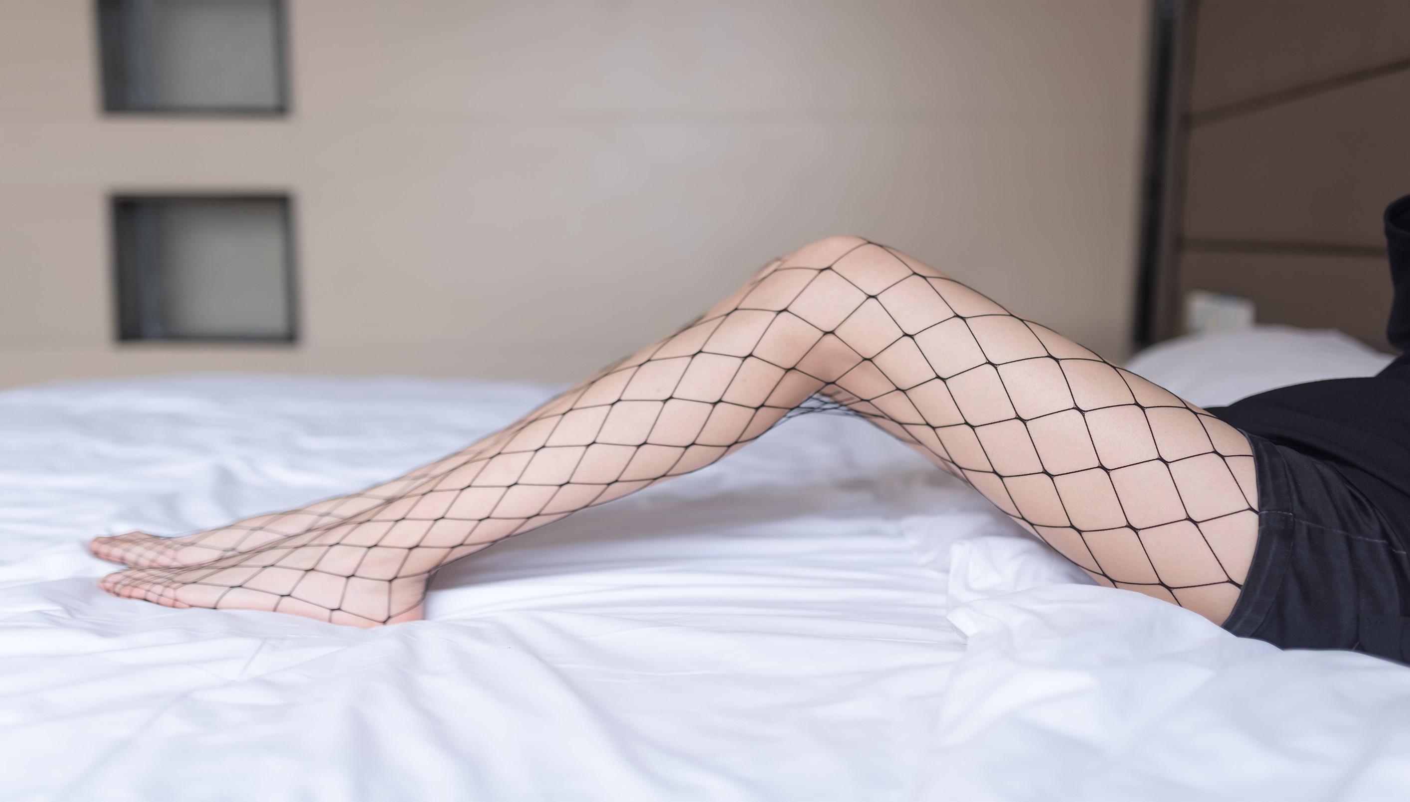 【兔玩映画】网袜少女! 兔玩映画 第48张