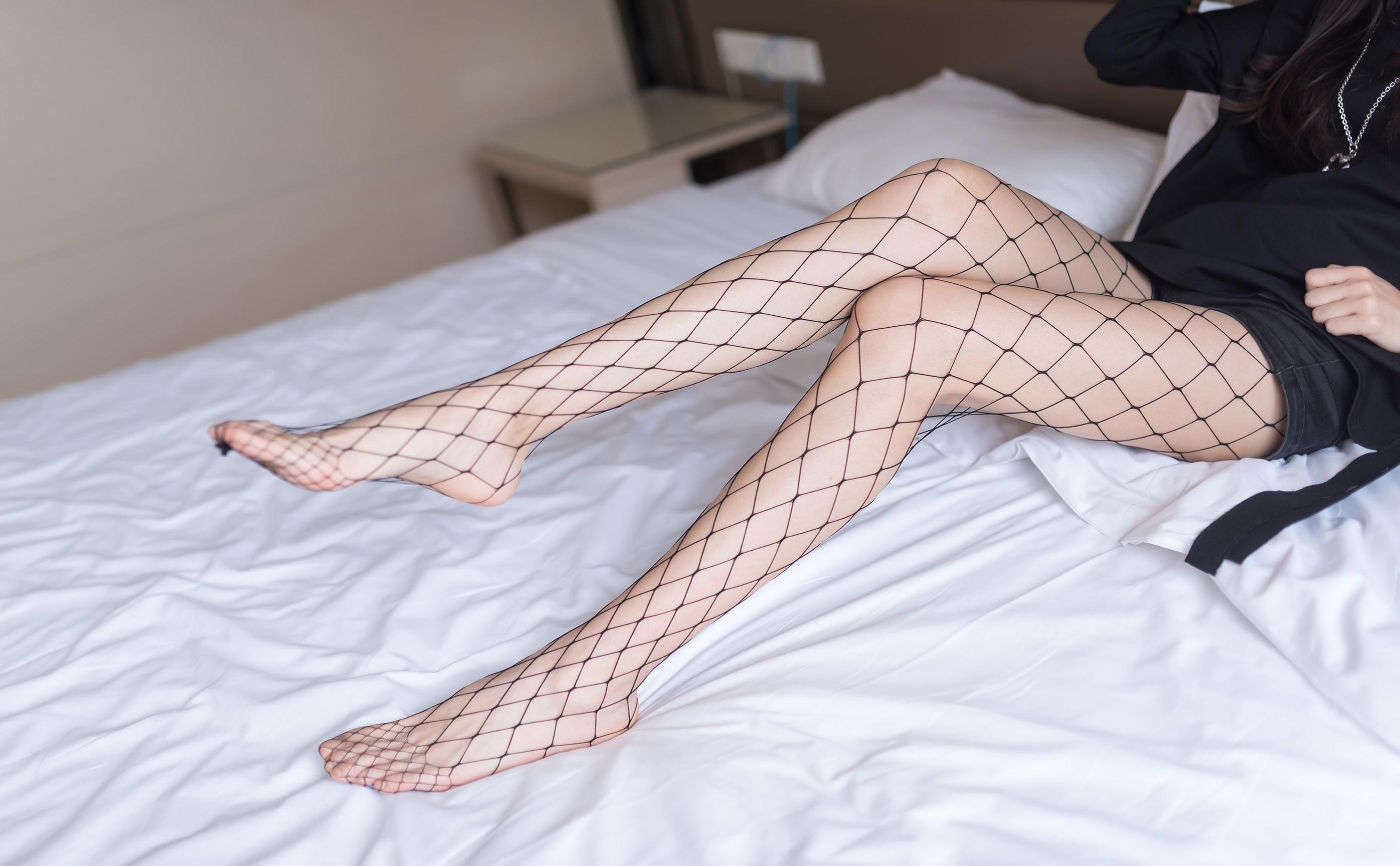 【兔玩映画】网袜少女! 兔玩映画 第47张