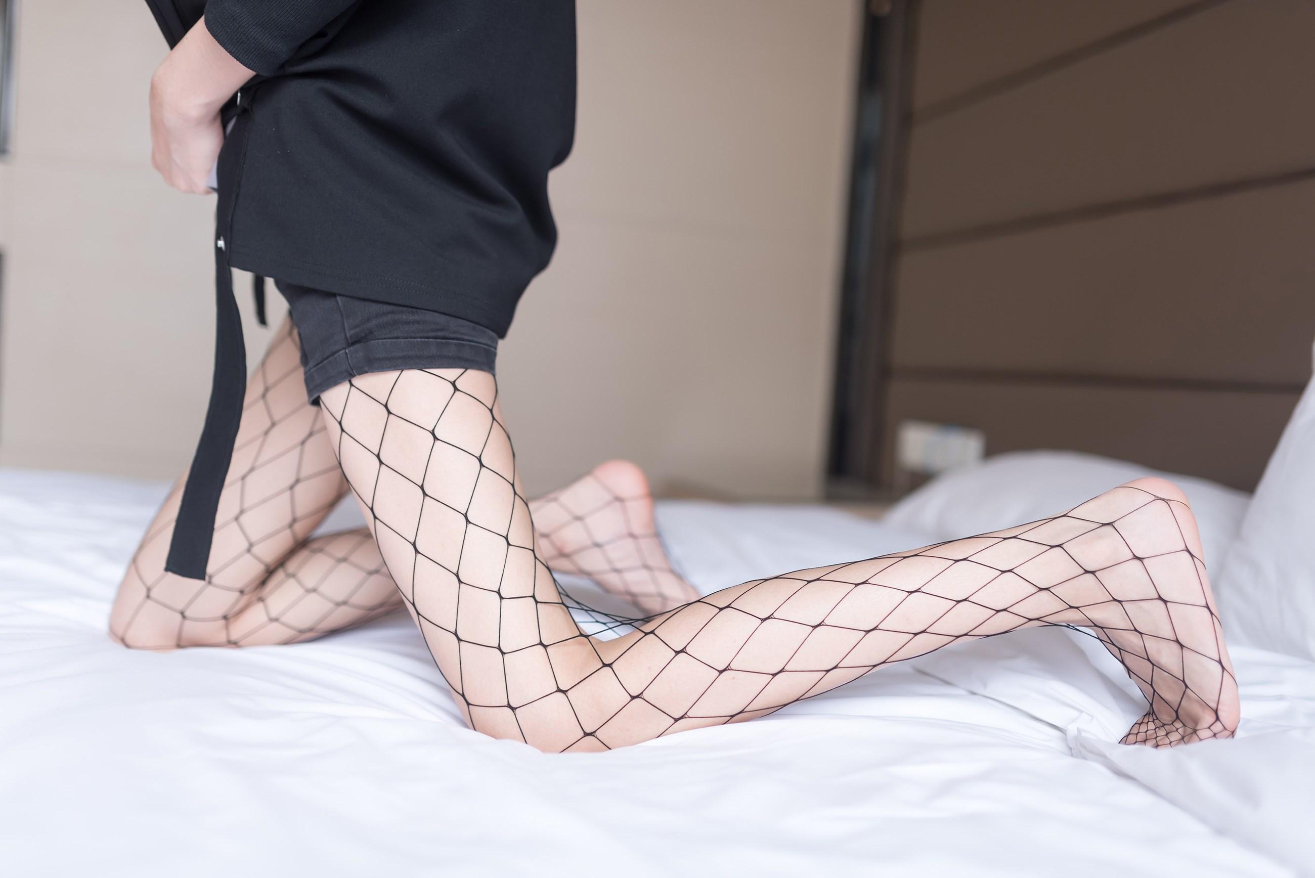 【兔玩映画】网袜少女! 兔玩映画 第43张