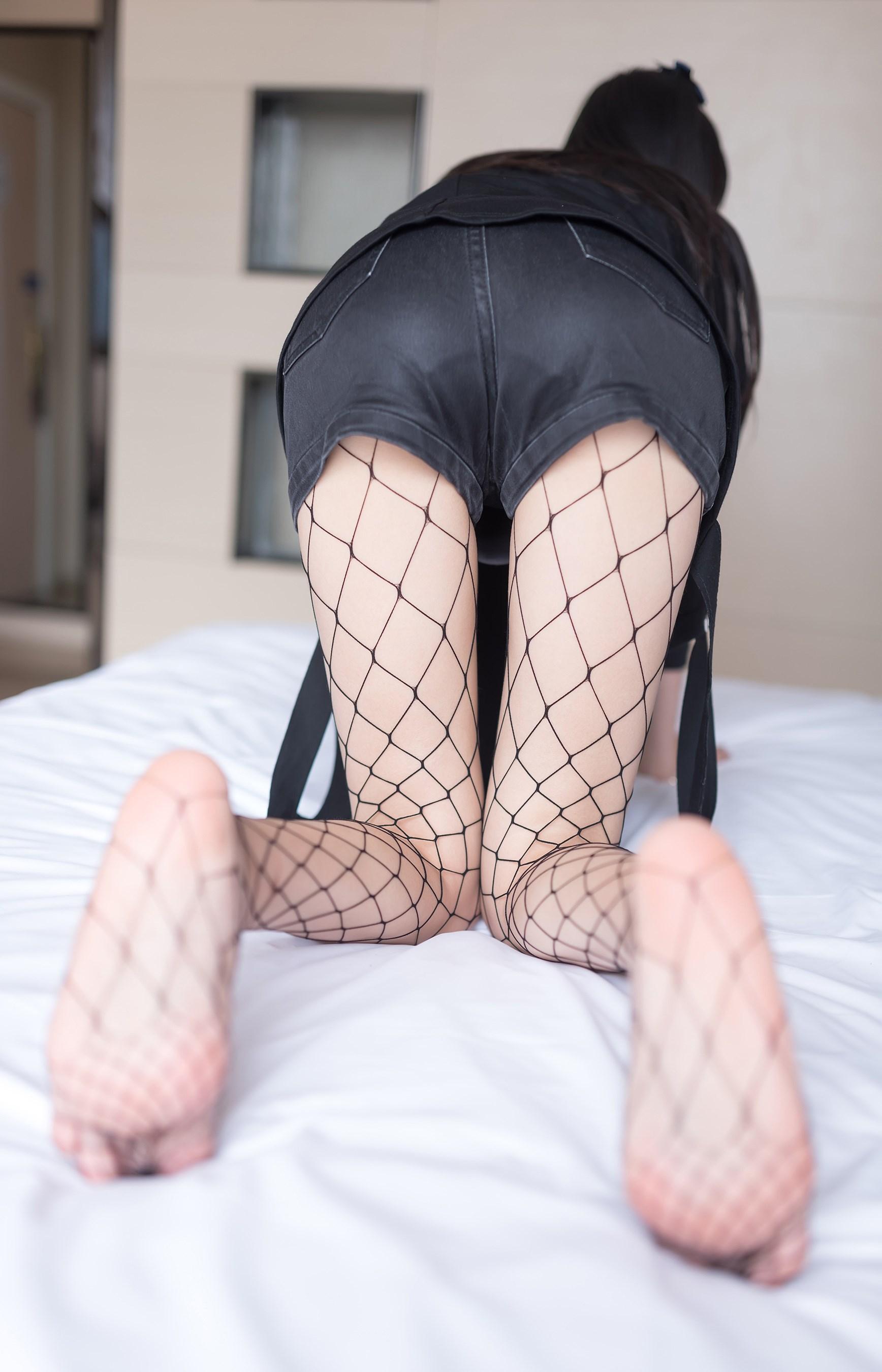 【兔玩映画】网袜少女! 兔玩映画 第42张