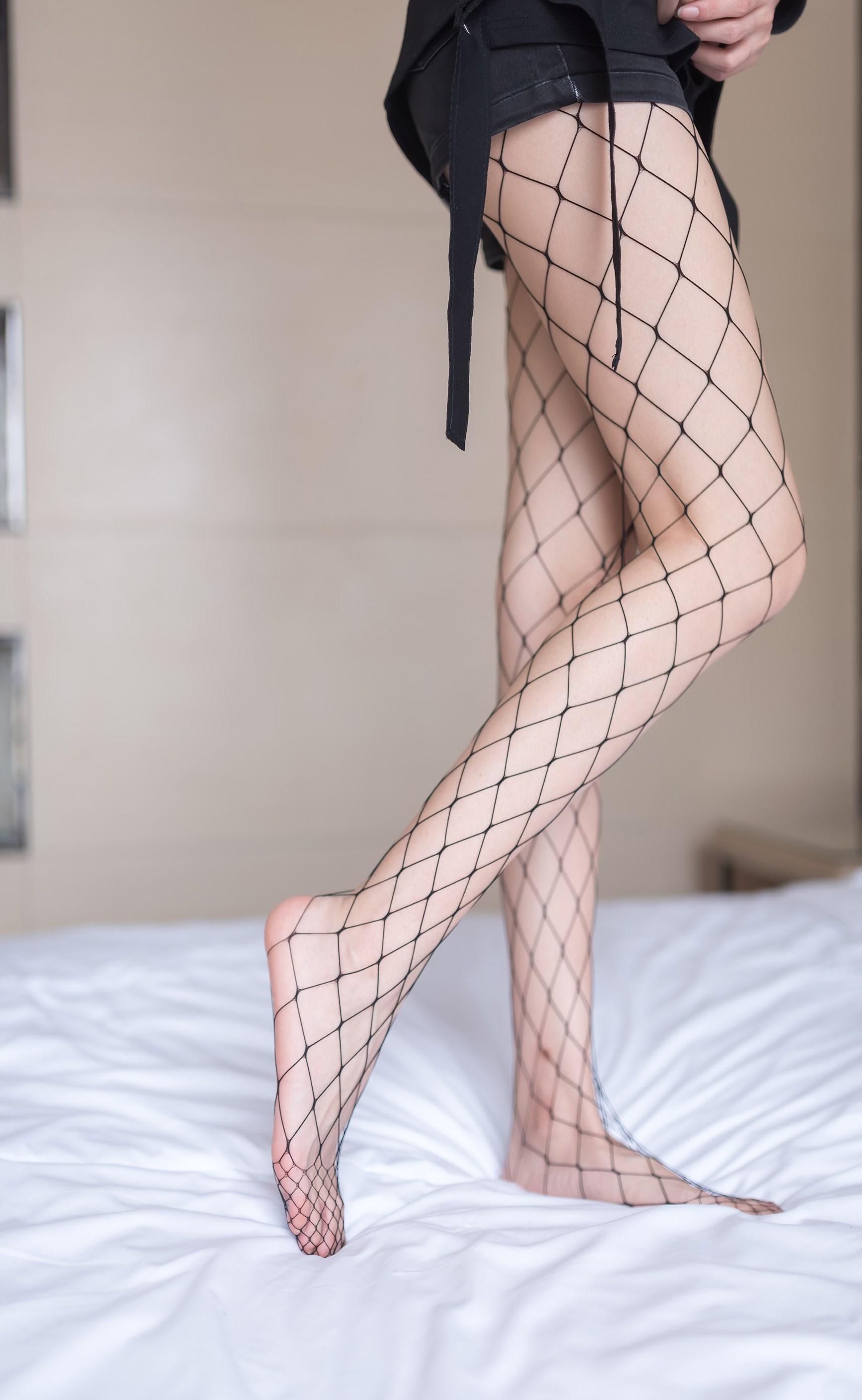 【兔玩映画】网袜少女! 兔玩映画 第28张